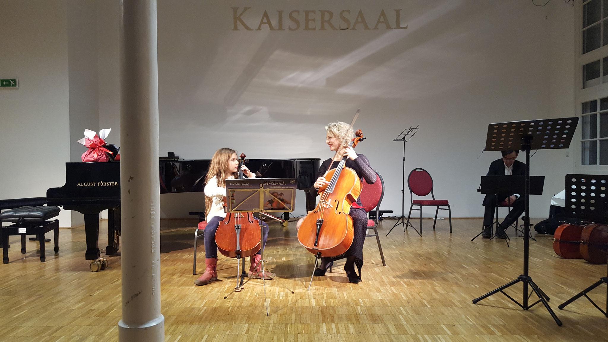 leçons de violoncelle