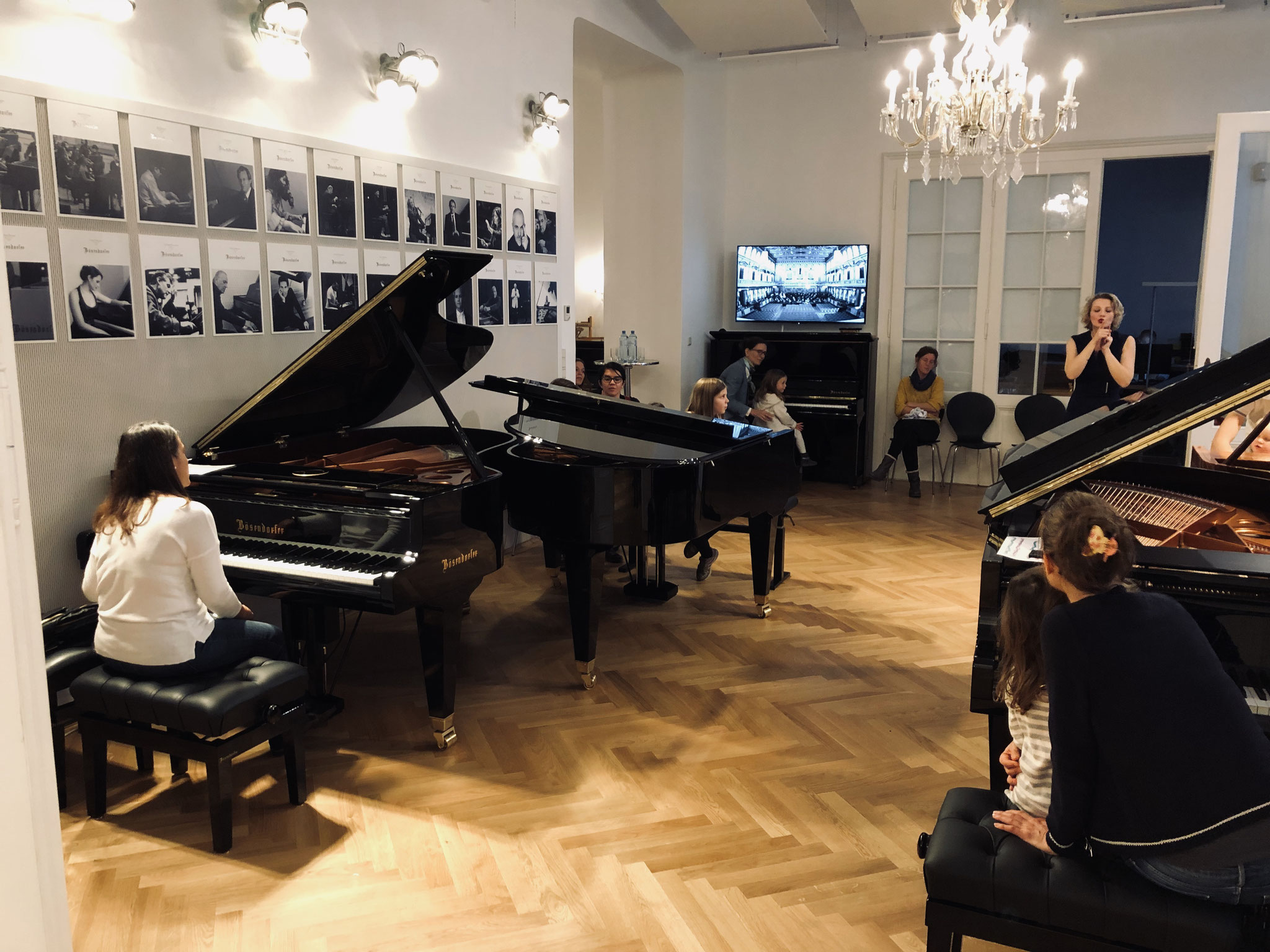 Workshop: das Klavier