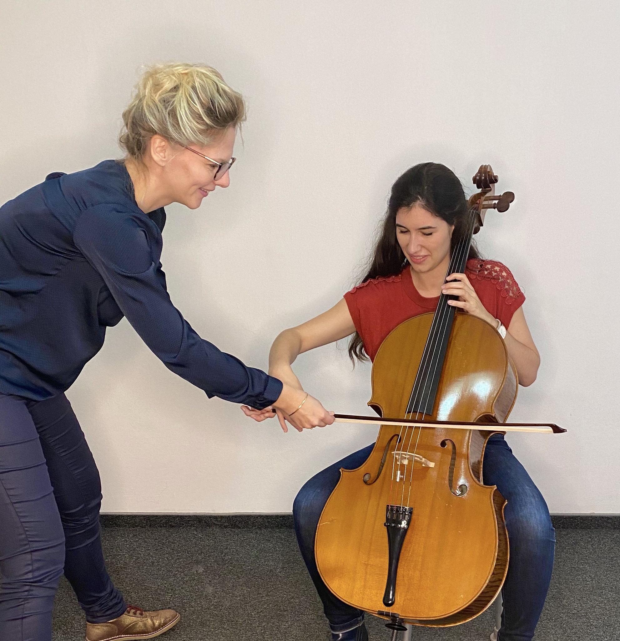 débuter le violoncelle en étant adulte