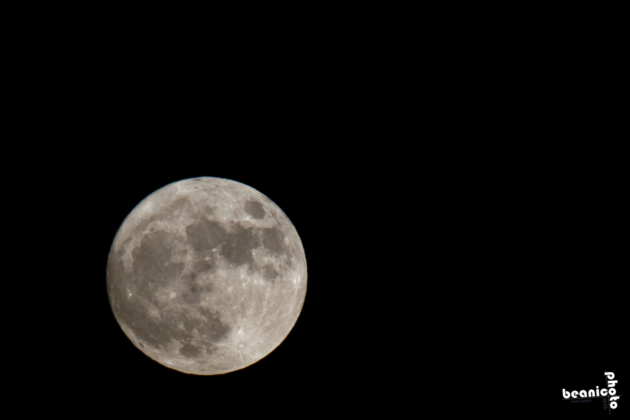 Canon 5DIII + Tamron 150-600 VC + Sigma 1,4x DG - La Lune par Beanico