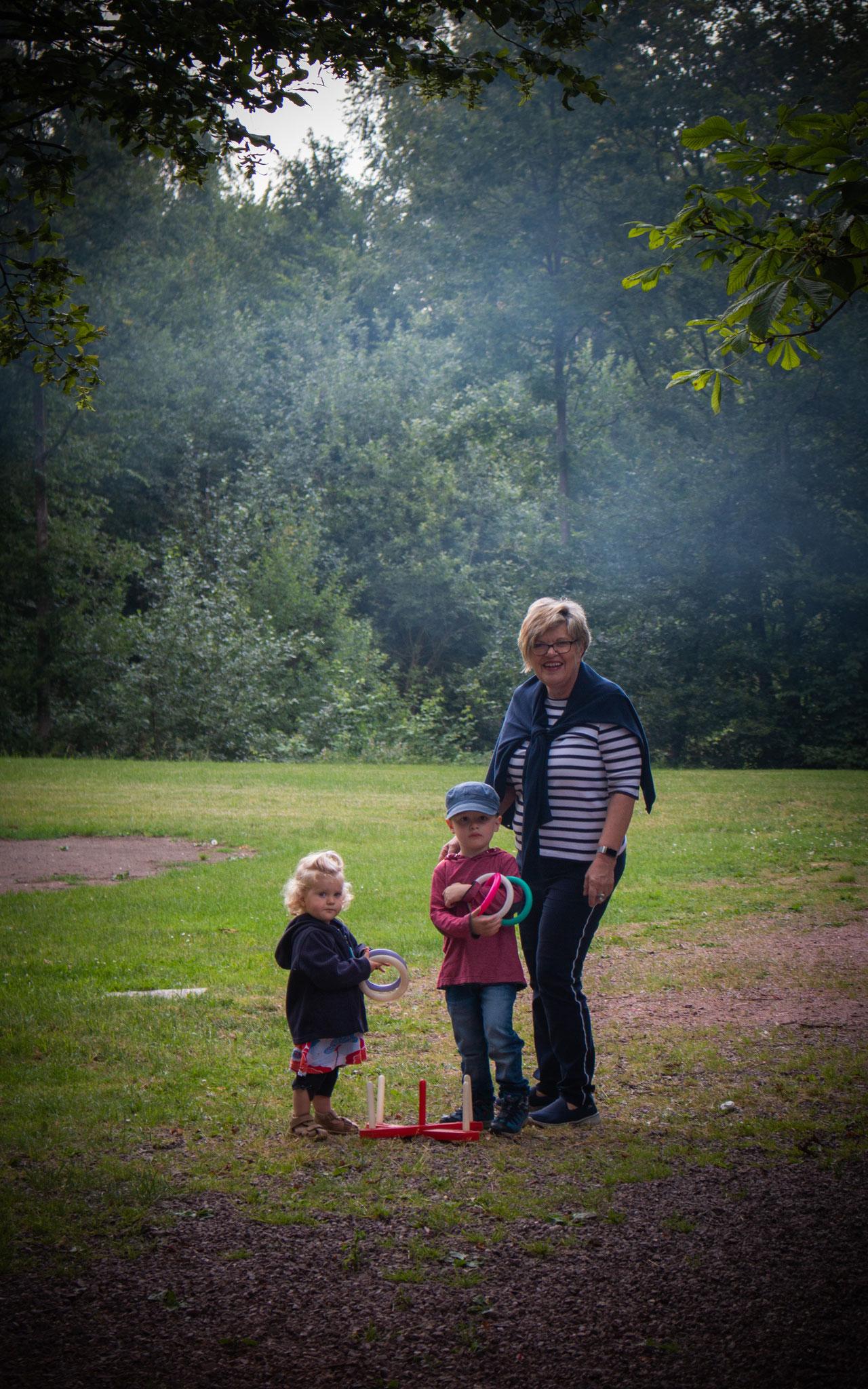 Ein Familienfest für Groß und Klein