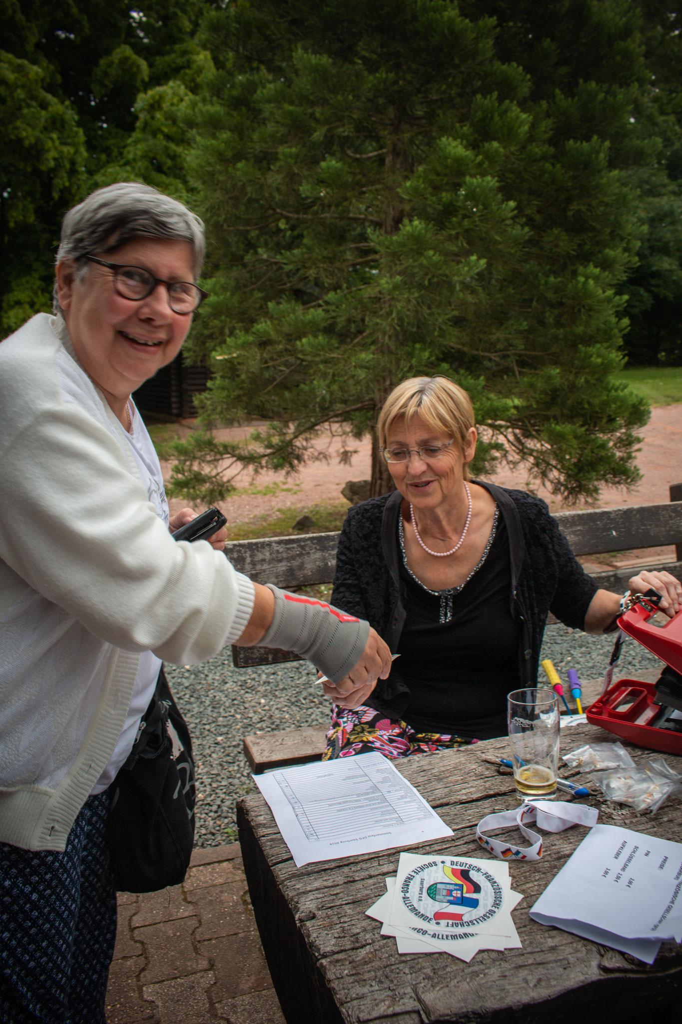 Willkommen beim Sommerfest der DFG Saarburg