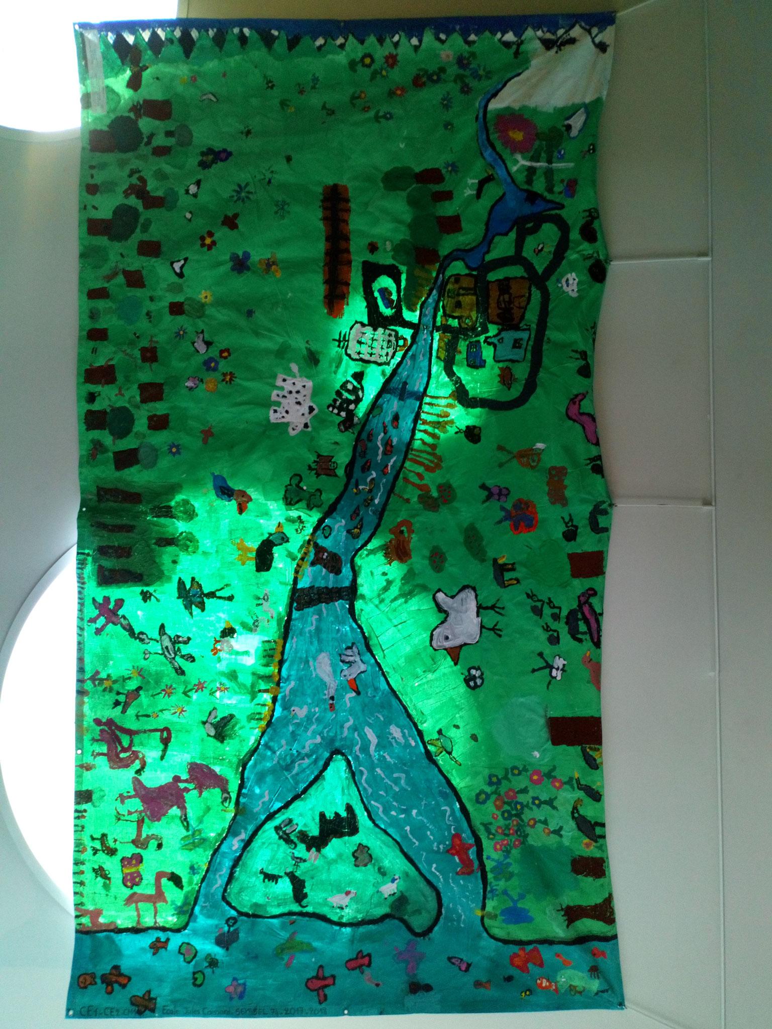 Ecole de Seyssel (CE1/CE2 et CE2/CM1)