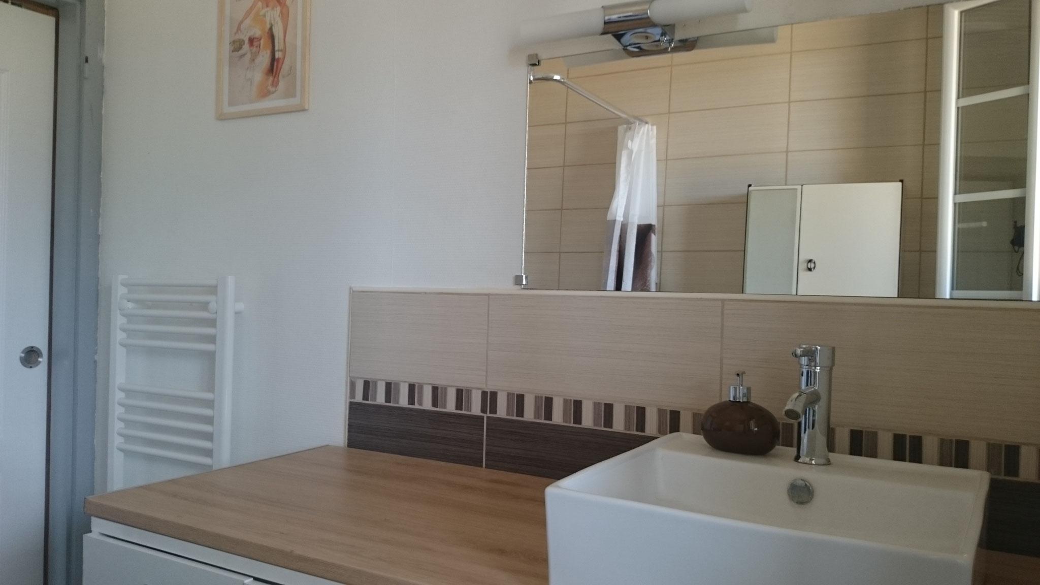 La résinière - lavabo