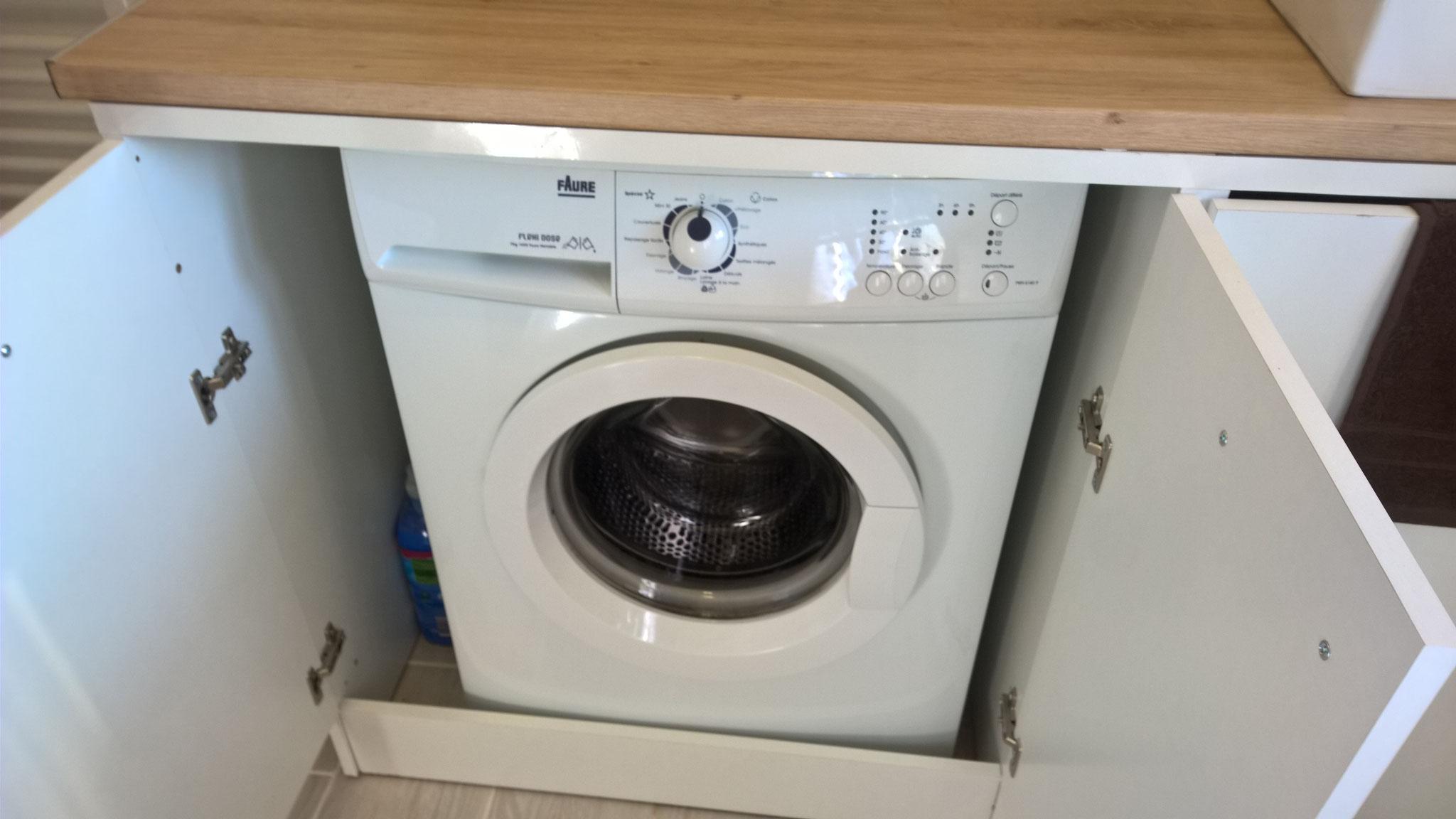 La résinière - machine à laver