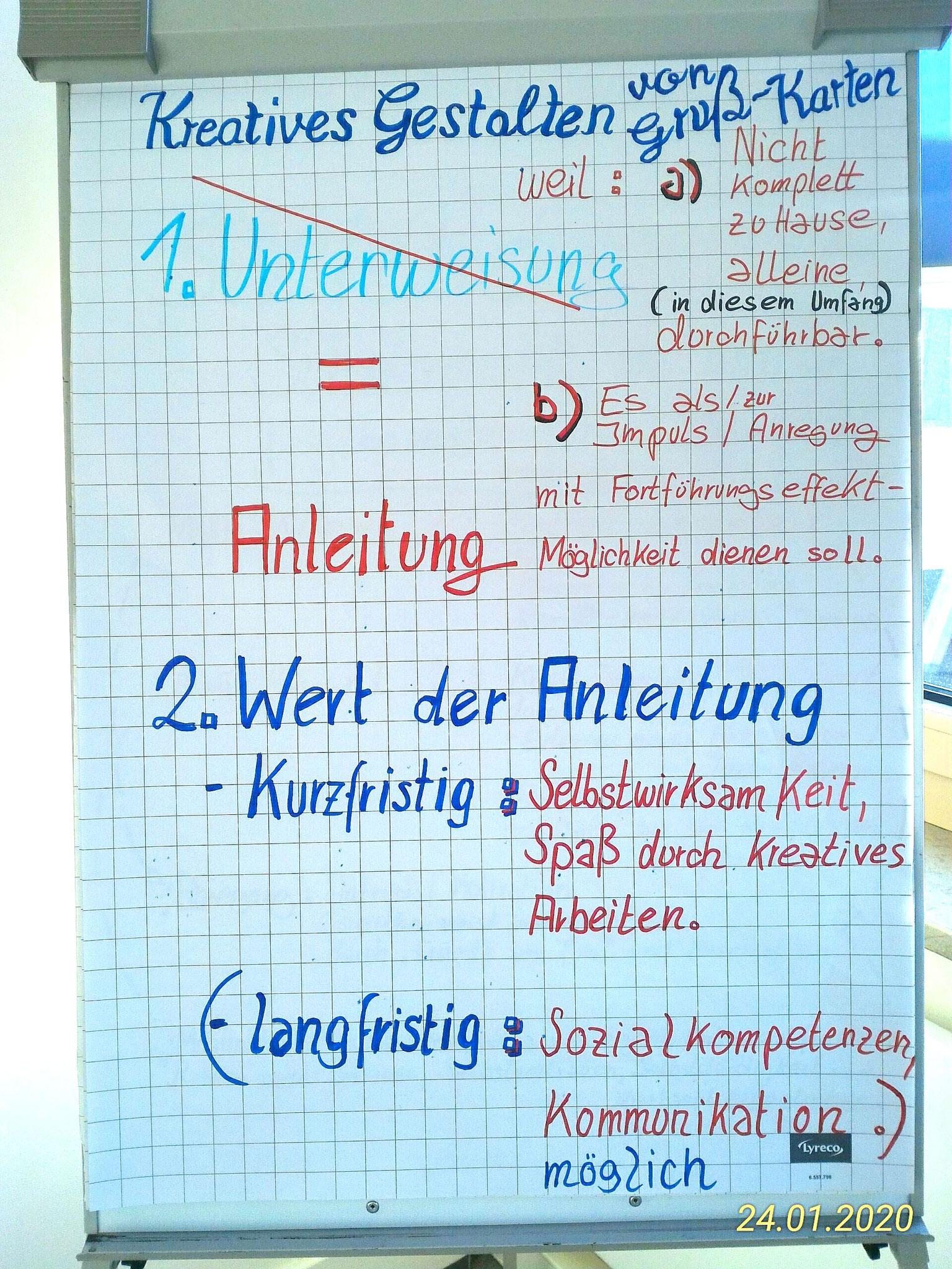 Flipchart Konzept S.1 zur Anleitung