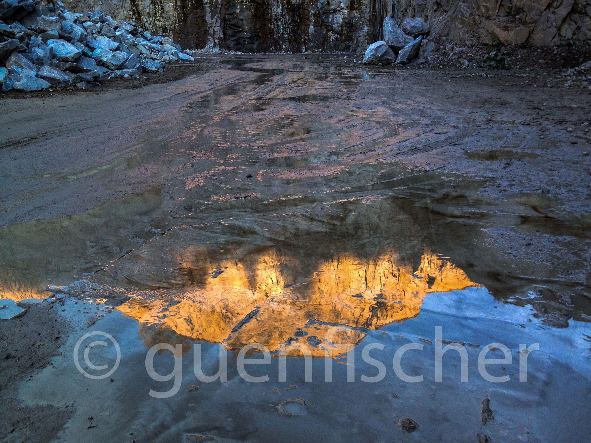 Steinbruch bei Marzell - 2