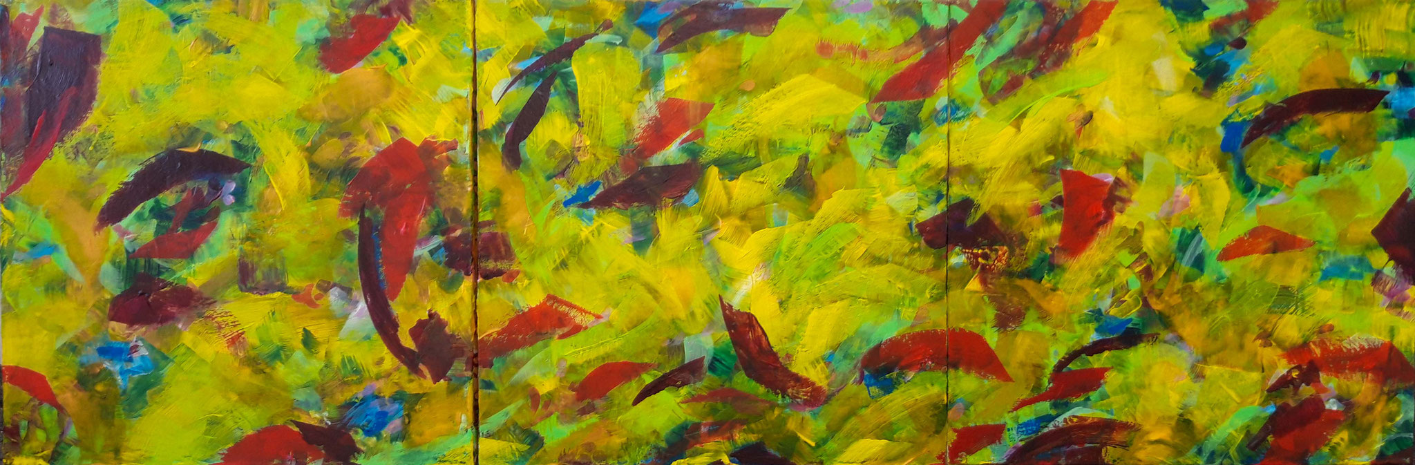Sommerwiese-1 (150x50 cm)