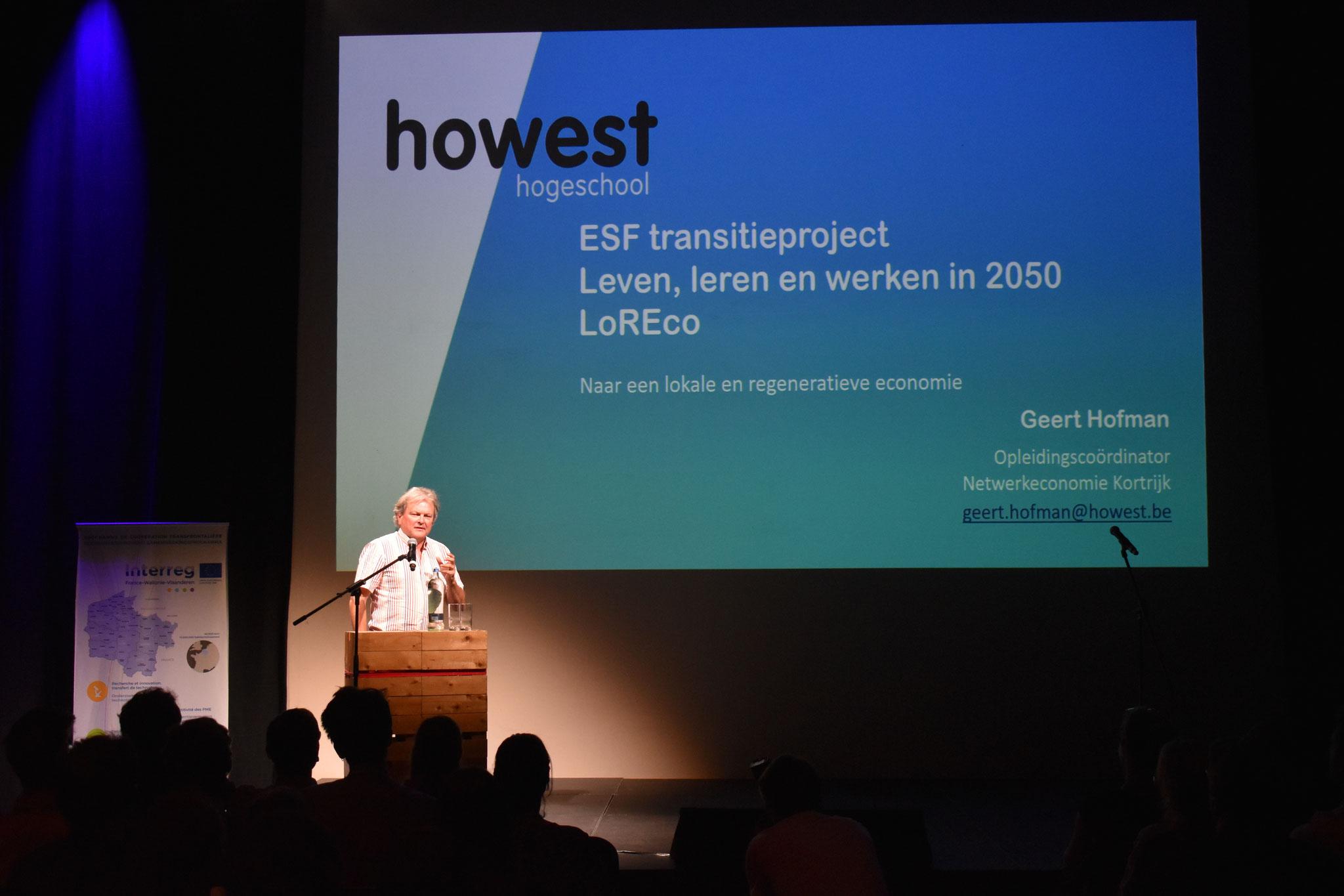 Howest, project LorEco - Een lokale, aanvullende, regeneratieve economie met behulp van een complementaire munt