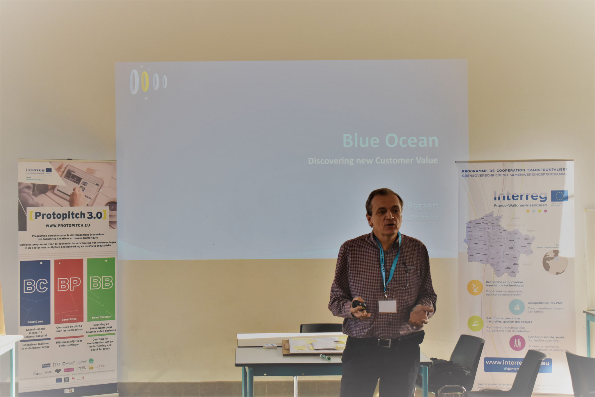Workshop Blue Ocean