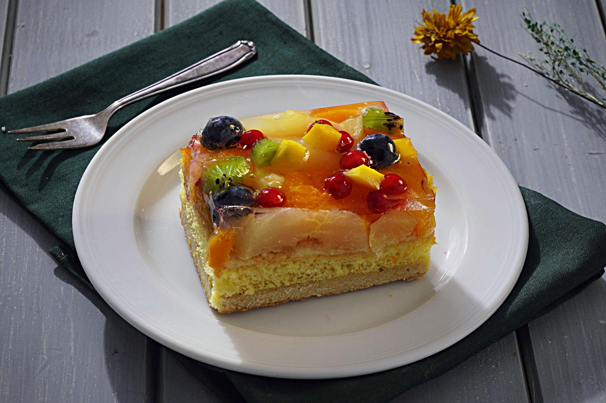 Früchteschnitte
