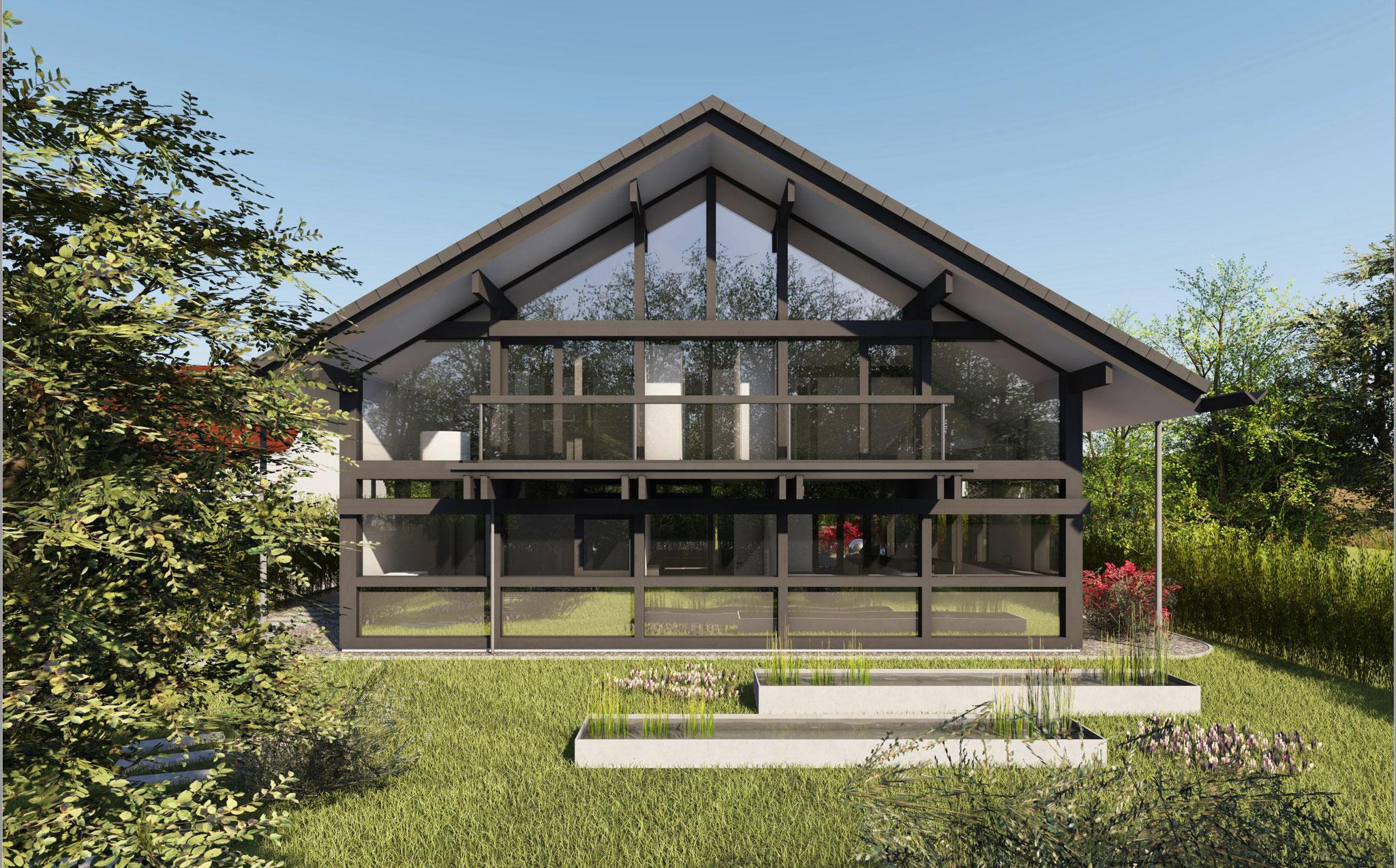 Visualisierung - Smalte-Berlin Architekten