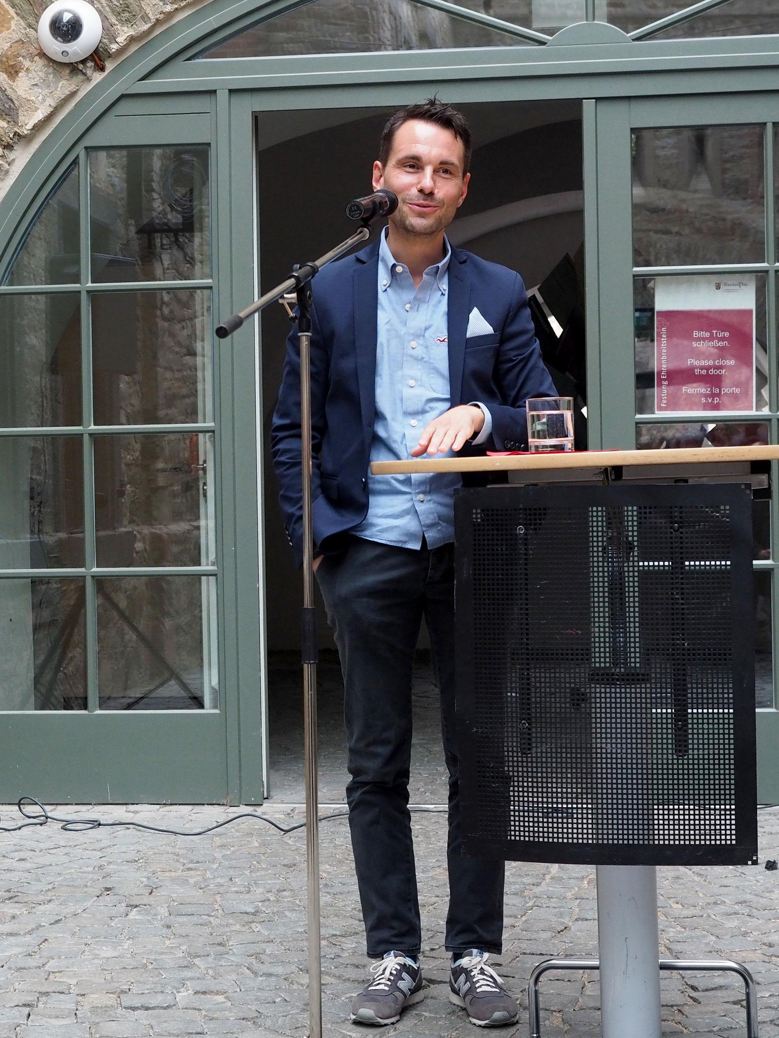 David Langner, OB Koblenz
