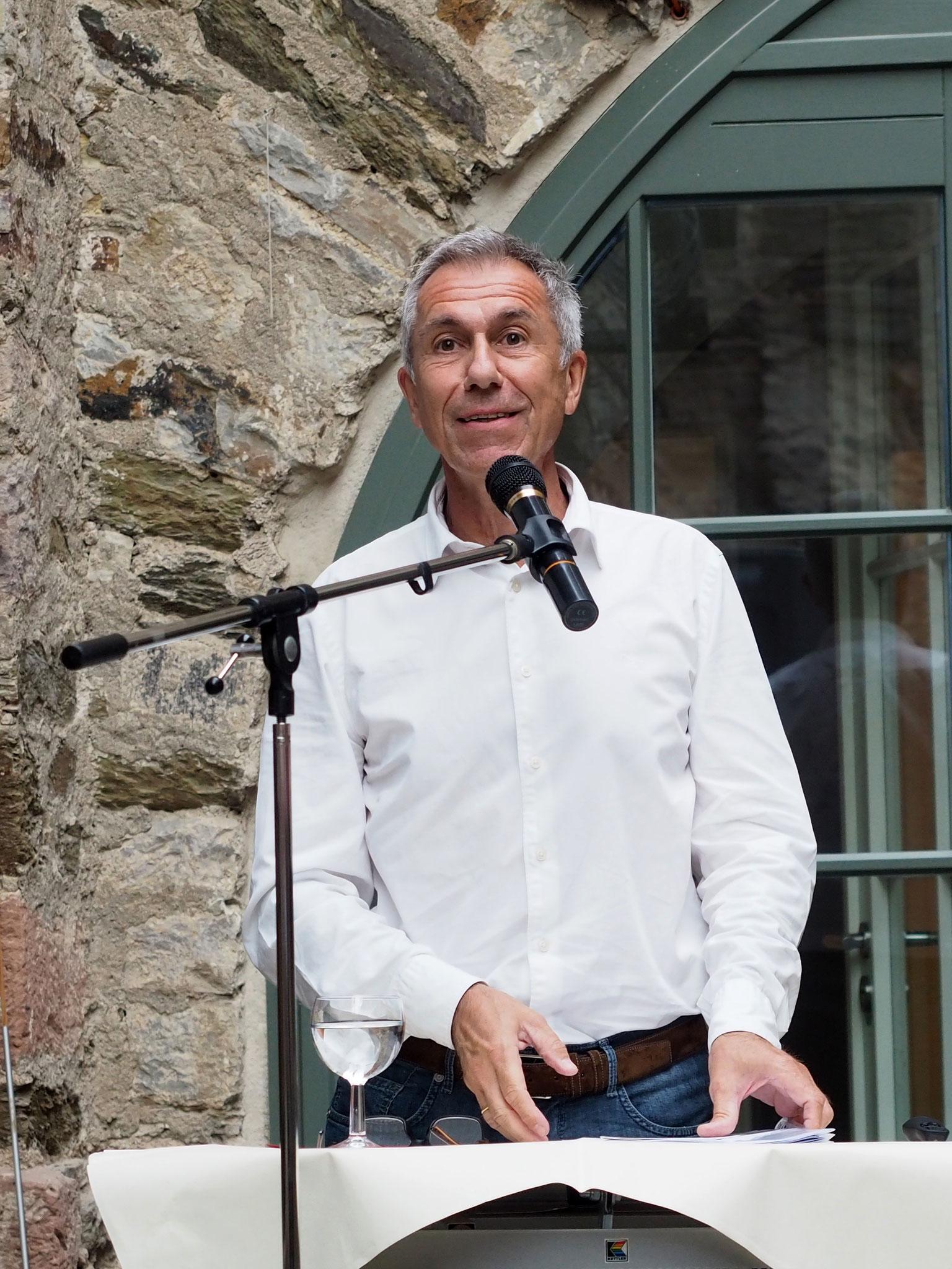 Joachim Rind, Architekt