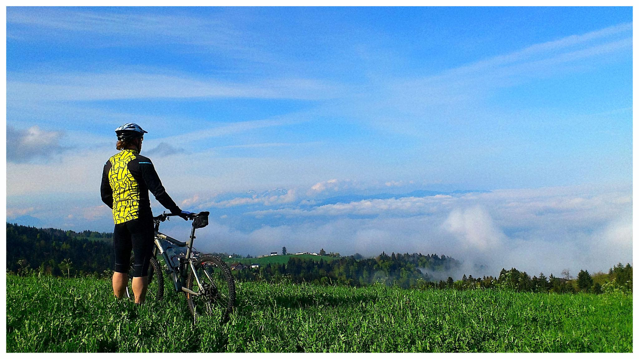 Radtour durchs Allgäu