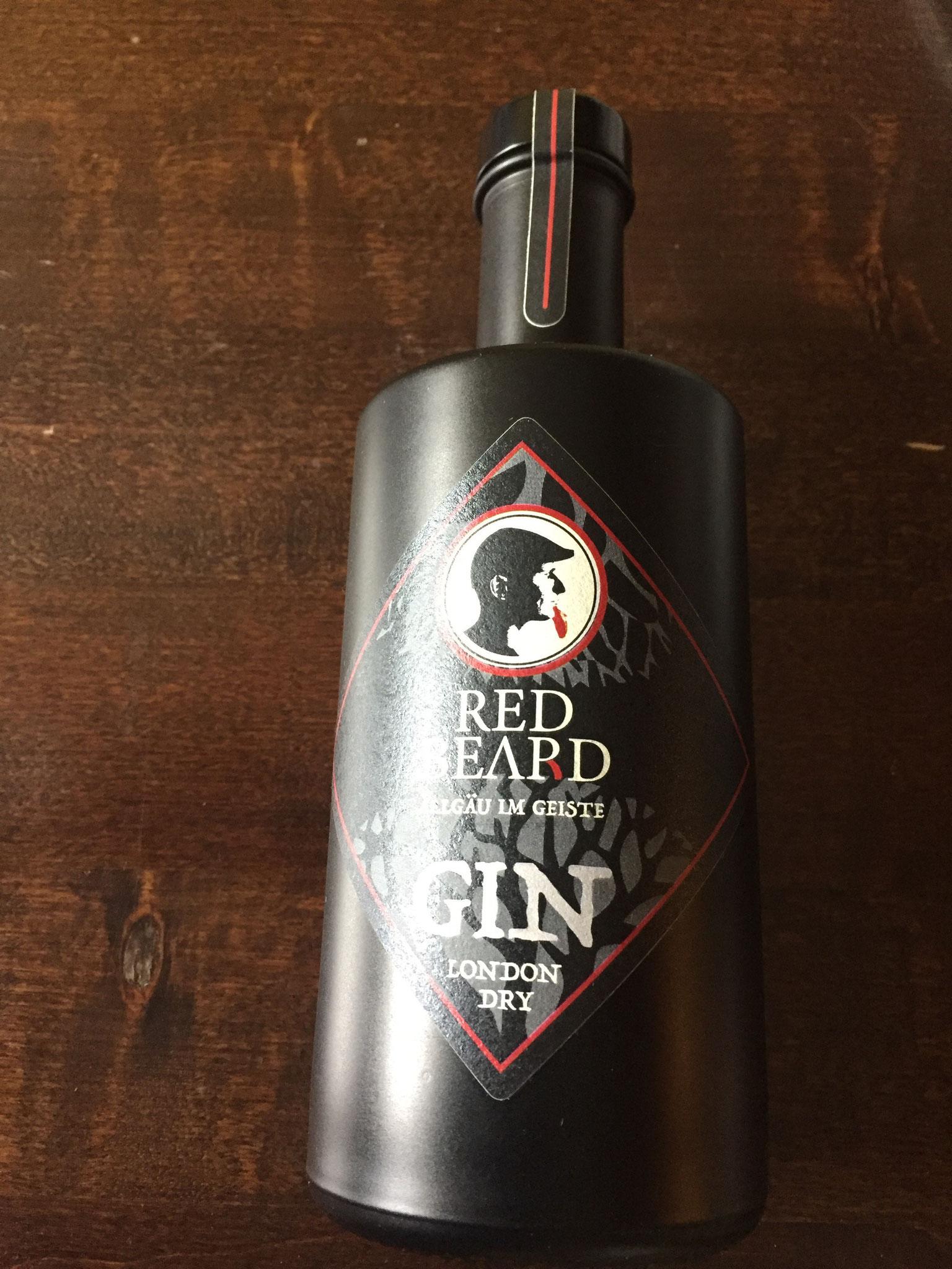 RED BEARD der Gin