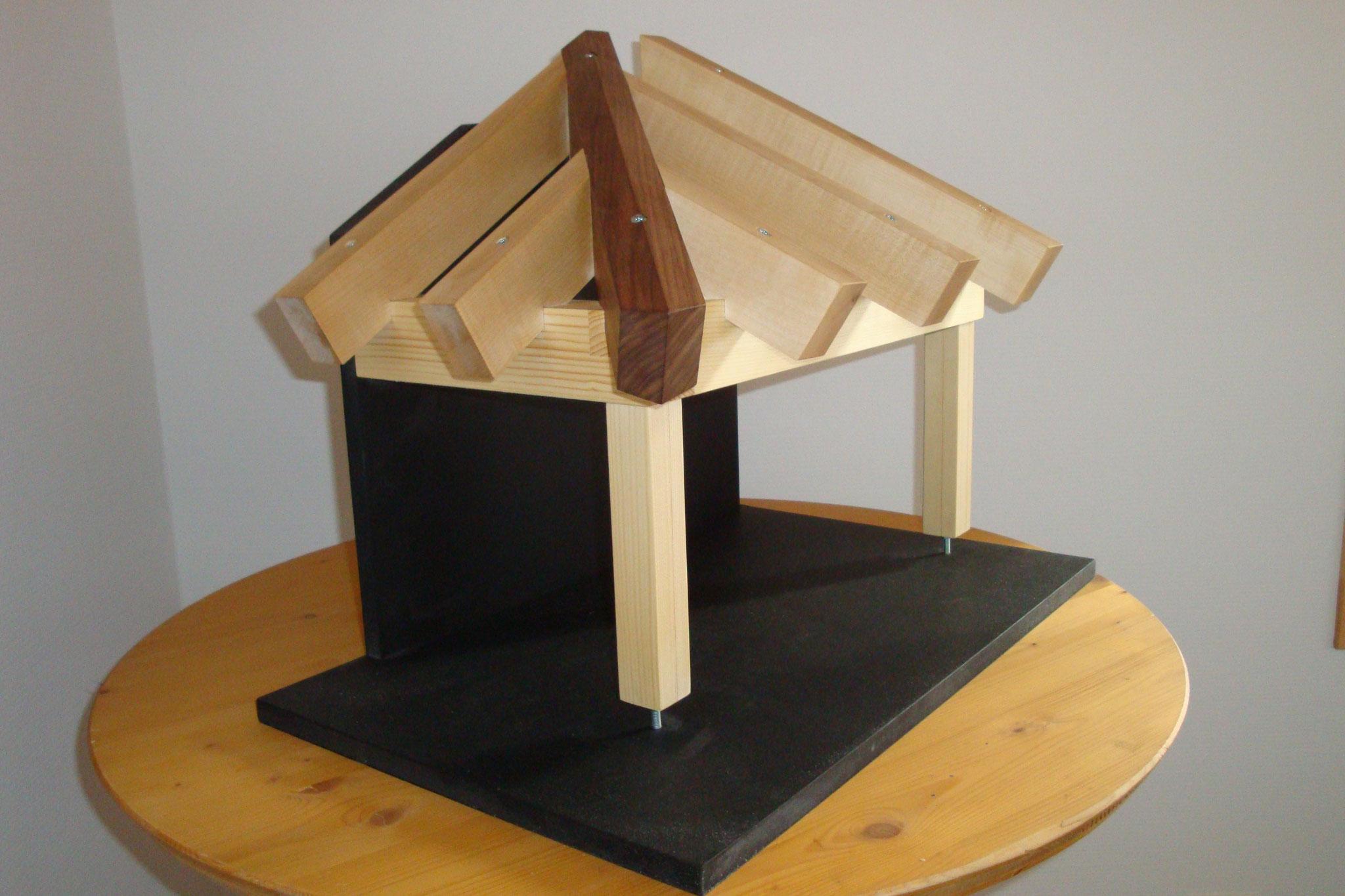 Model Raffael Trümpy; 3. Lehrjahr
