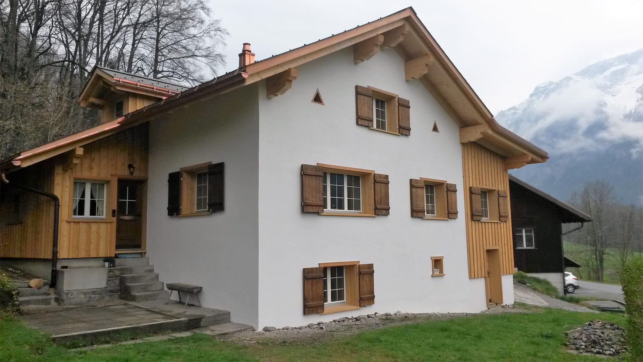 Fenster EFH, Schwändi