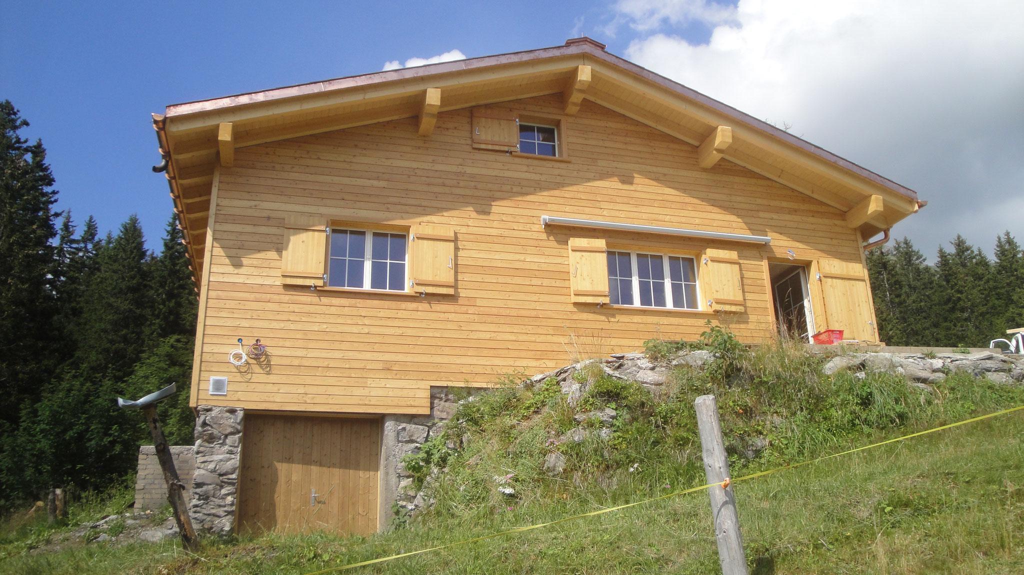 Neubau Ferienhaus, Weissenberge