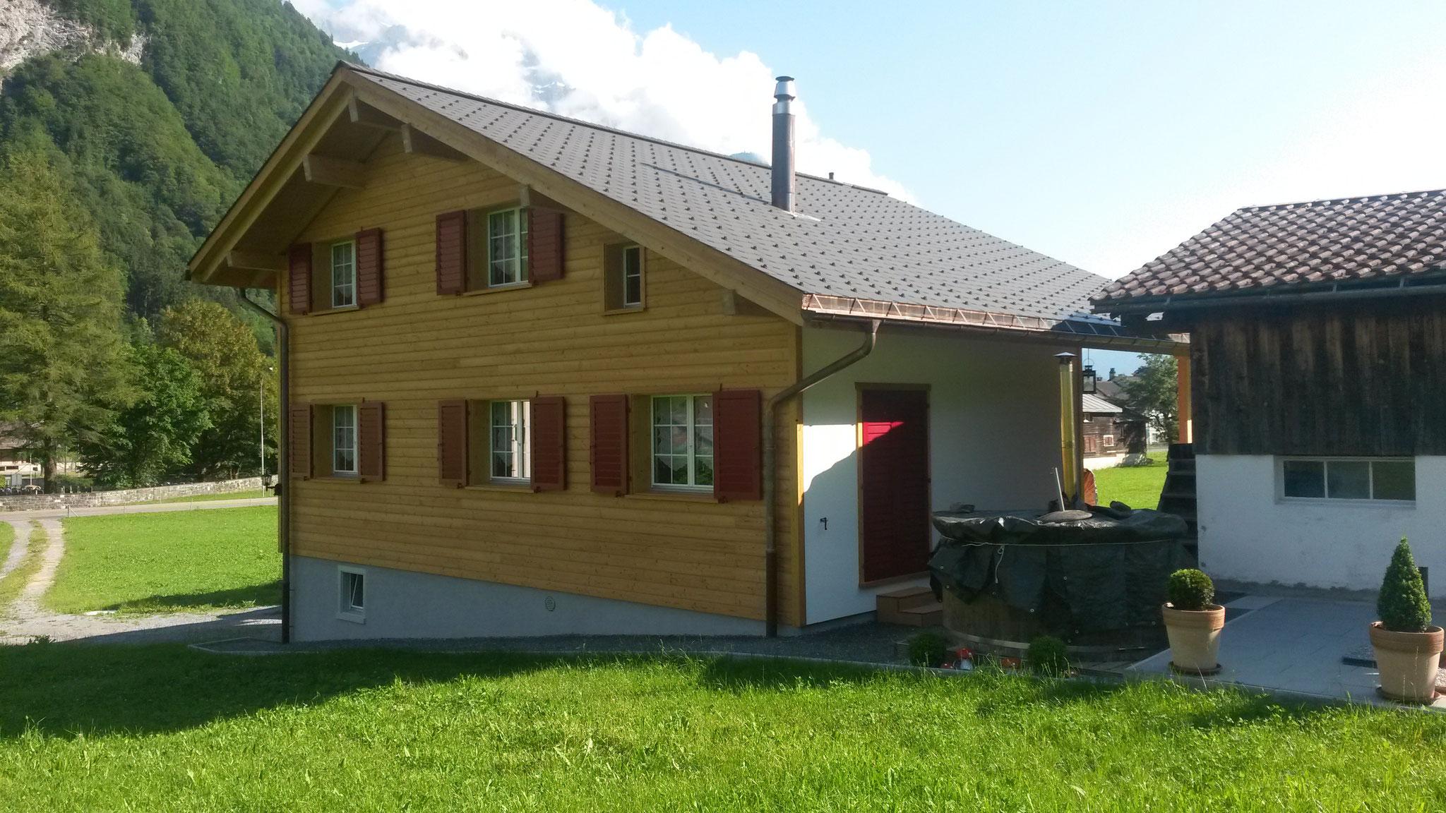 Fenster Einfamilienhaus, Betschwanden