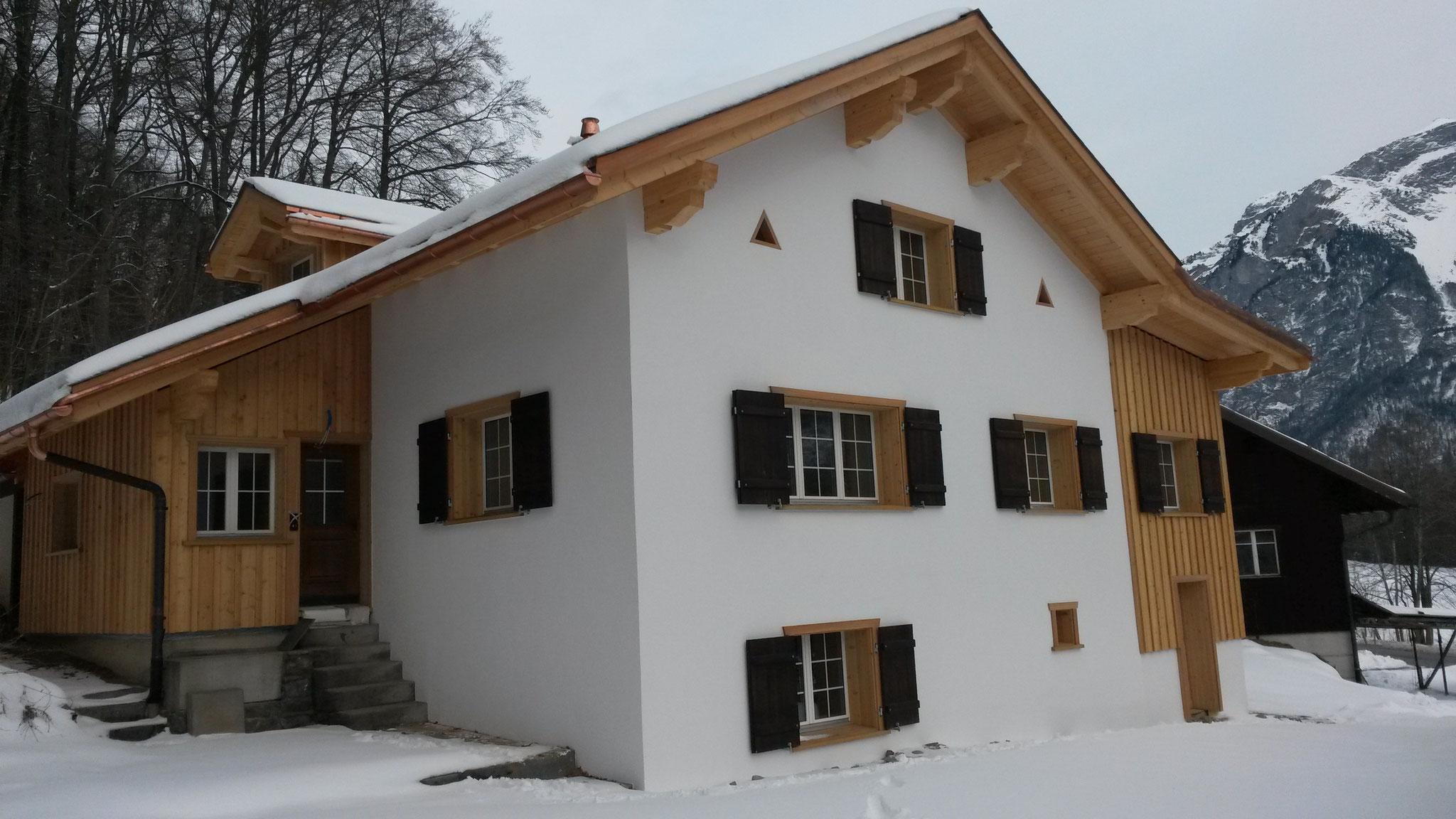 Umbau Einfamilienhaus, Schwändi