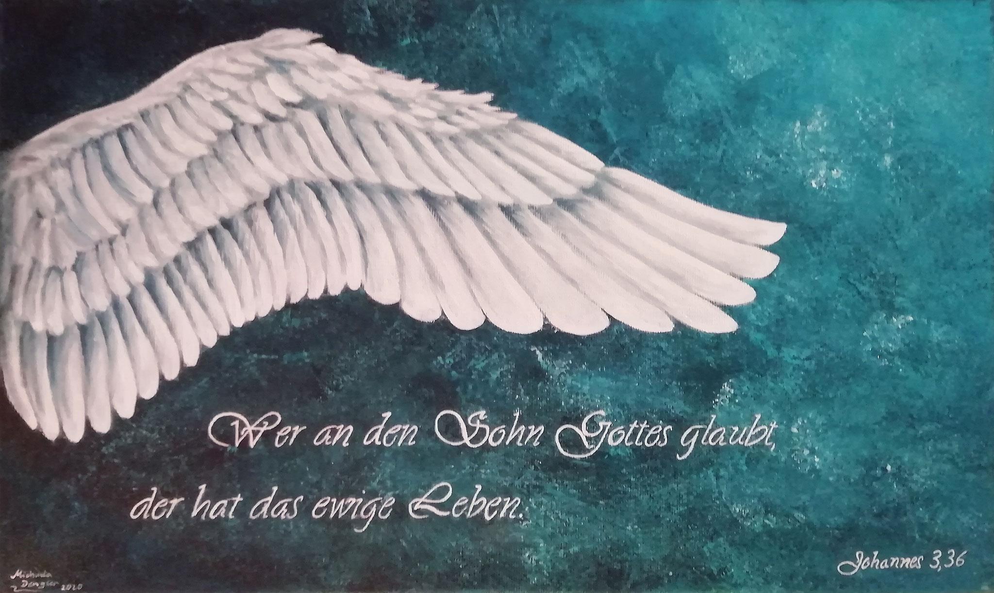 Flügel des Lebens