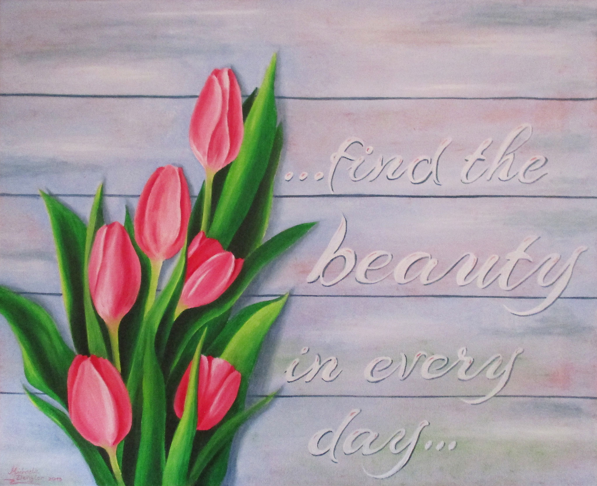 Tulpen - the beauty in every day