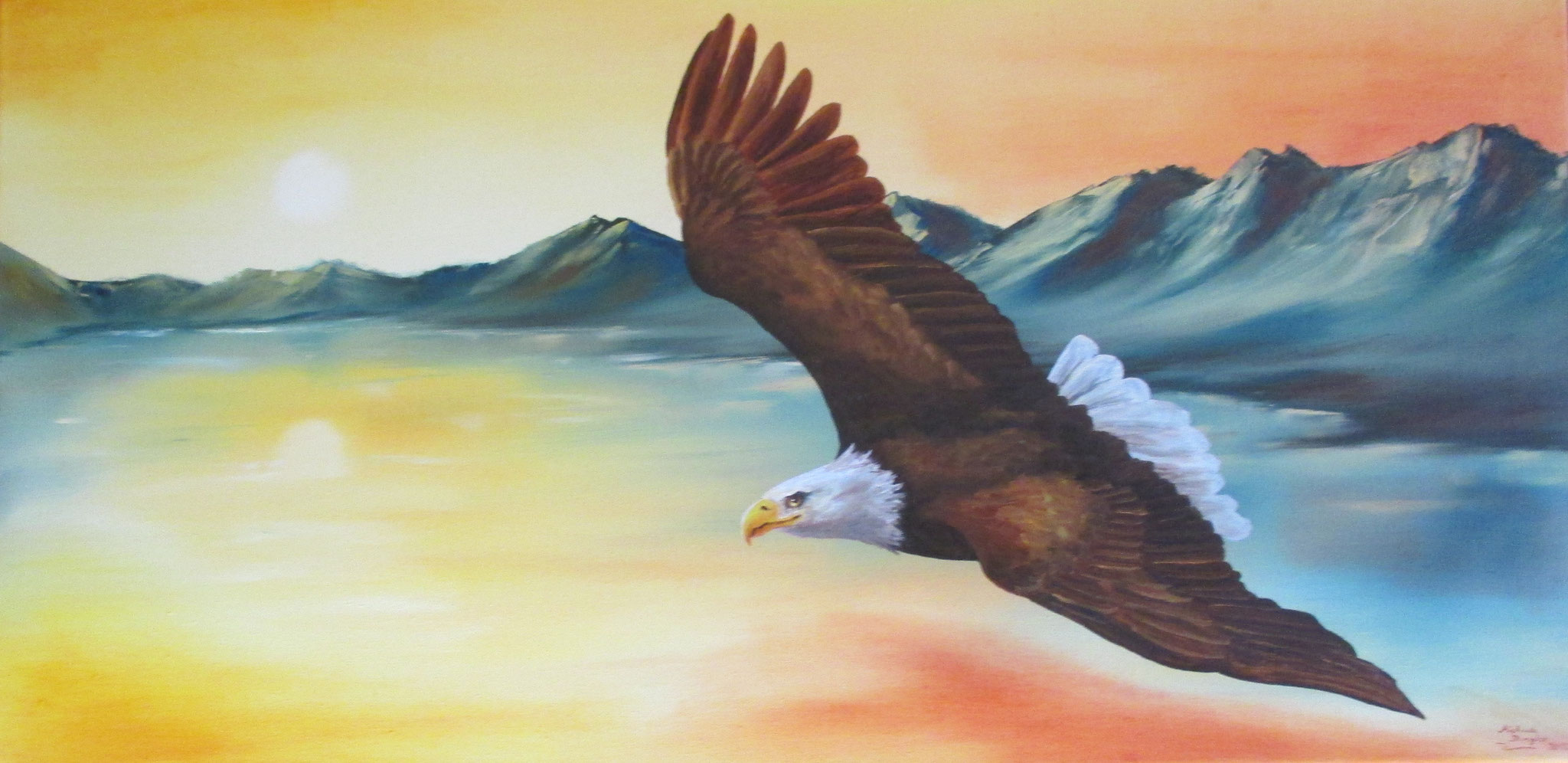 Der Adler - Unbeschwert