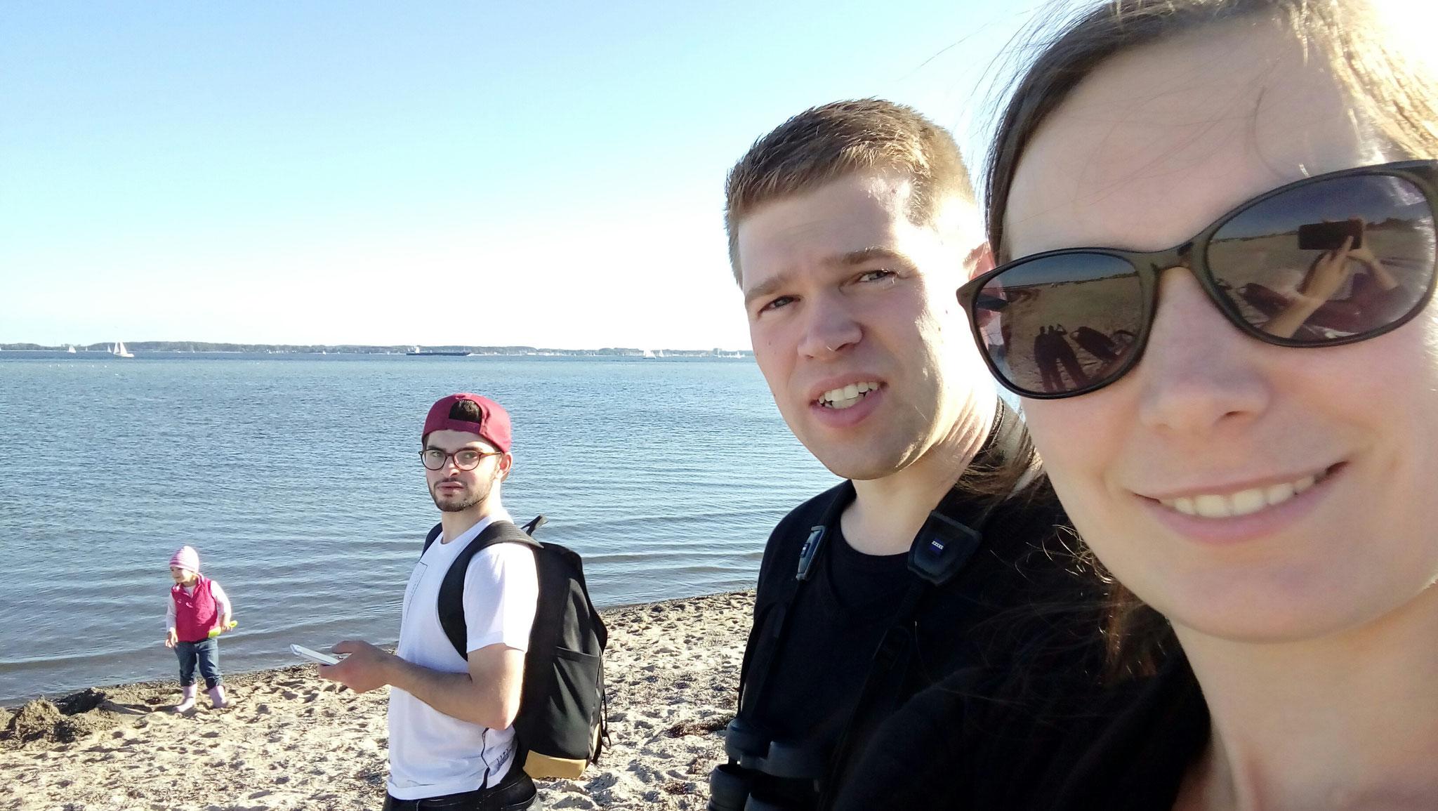 Das letzte Mal Ostsee...