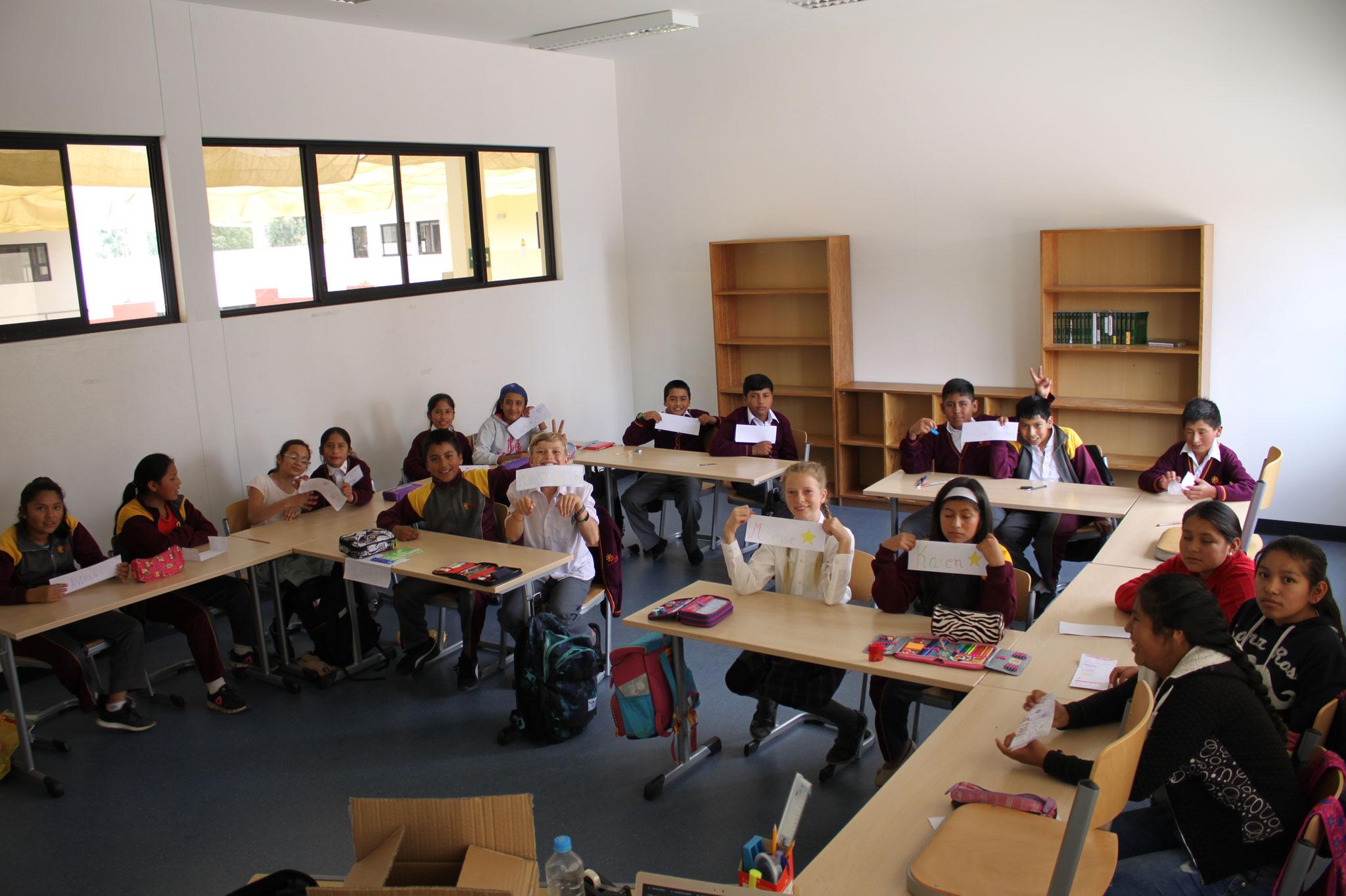 Meine Klasse