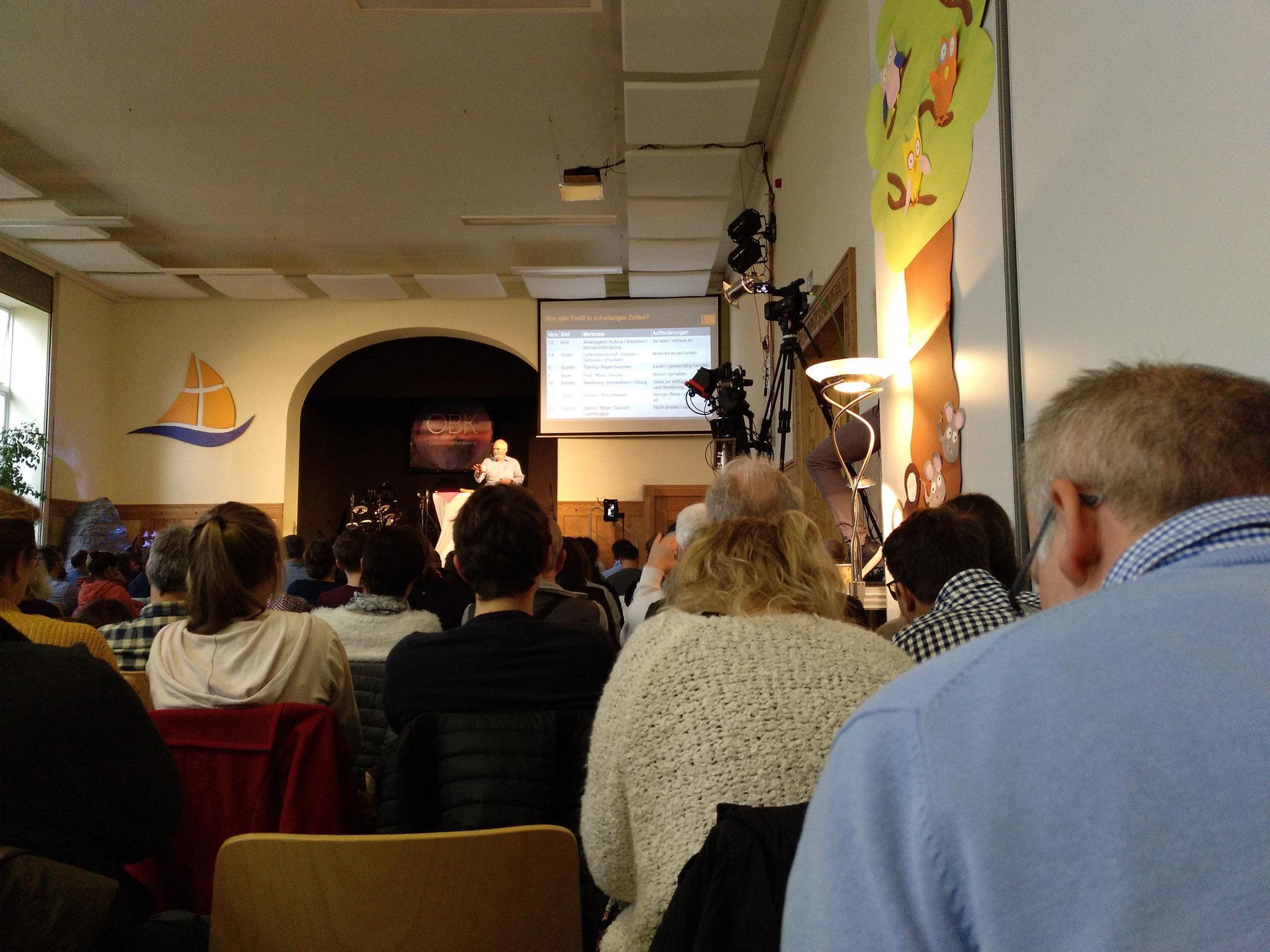 Ostseebibelkonferenz in Kiel