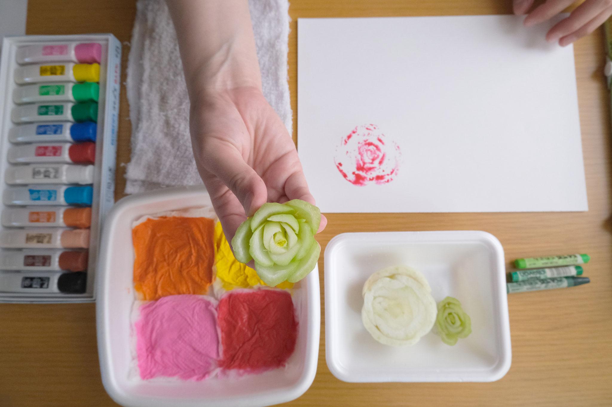 (6)次は小松菜いってみよう