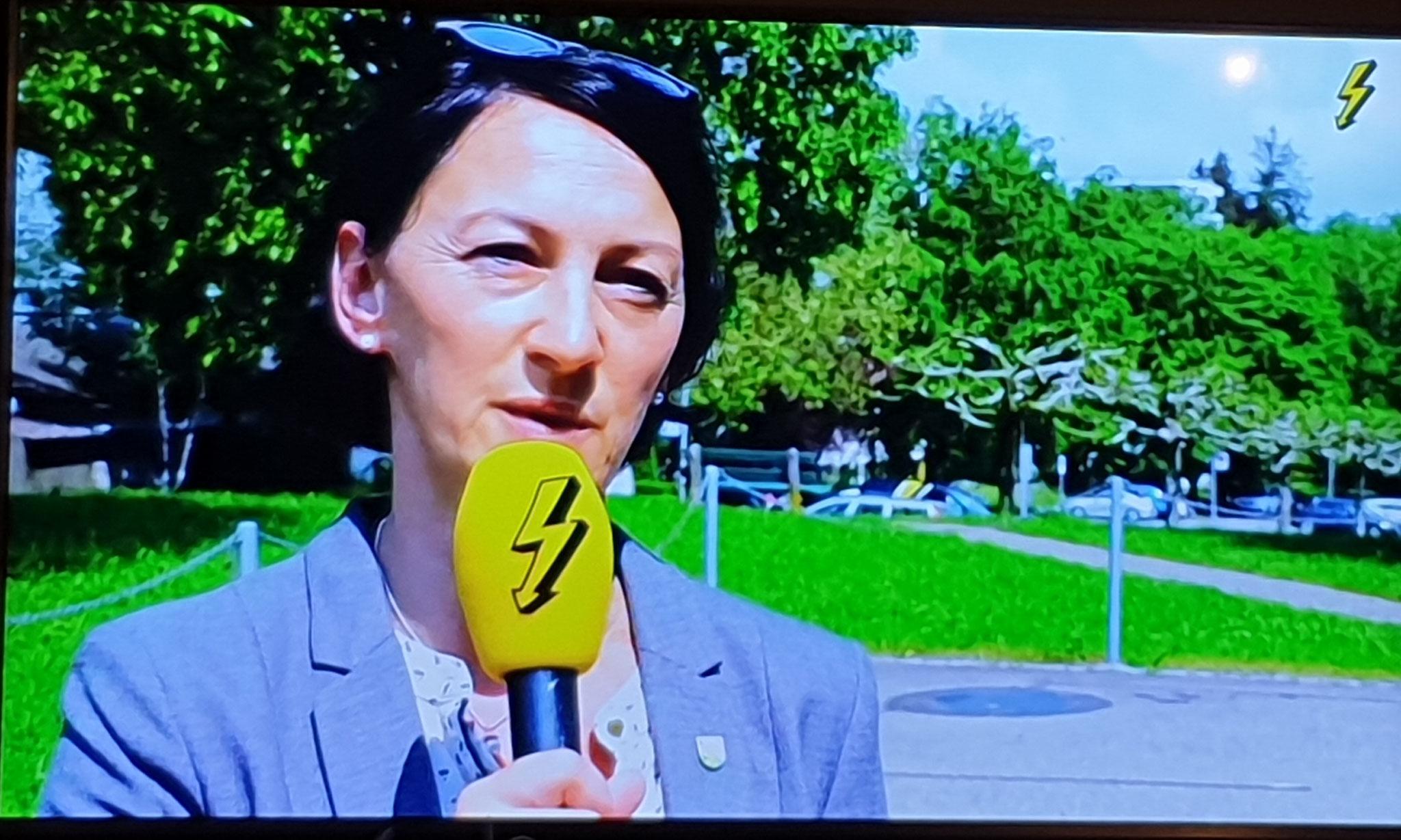 "Interview im Kantonsrat Tele Top 09.06.2021 ""Schwarze Listen"""