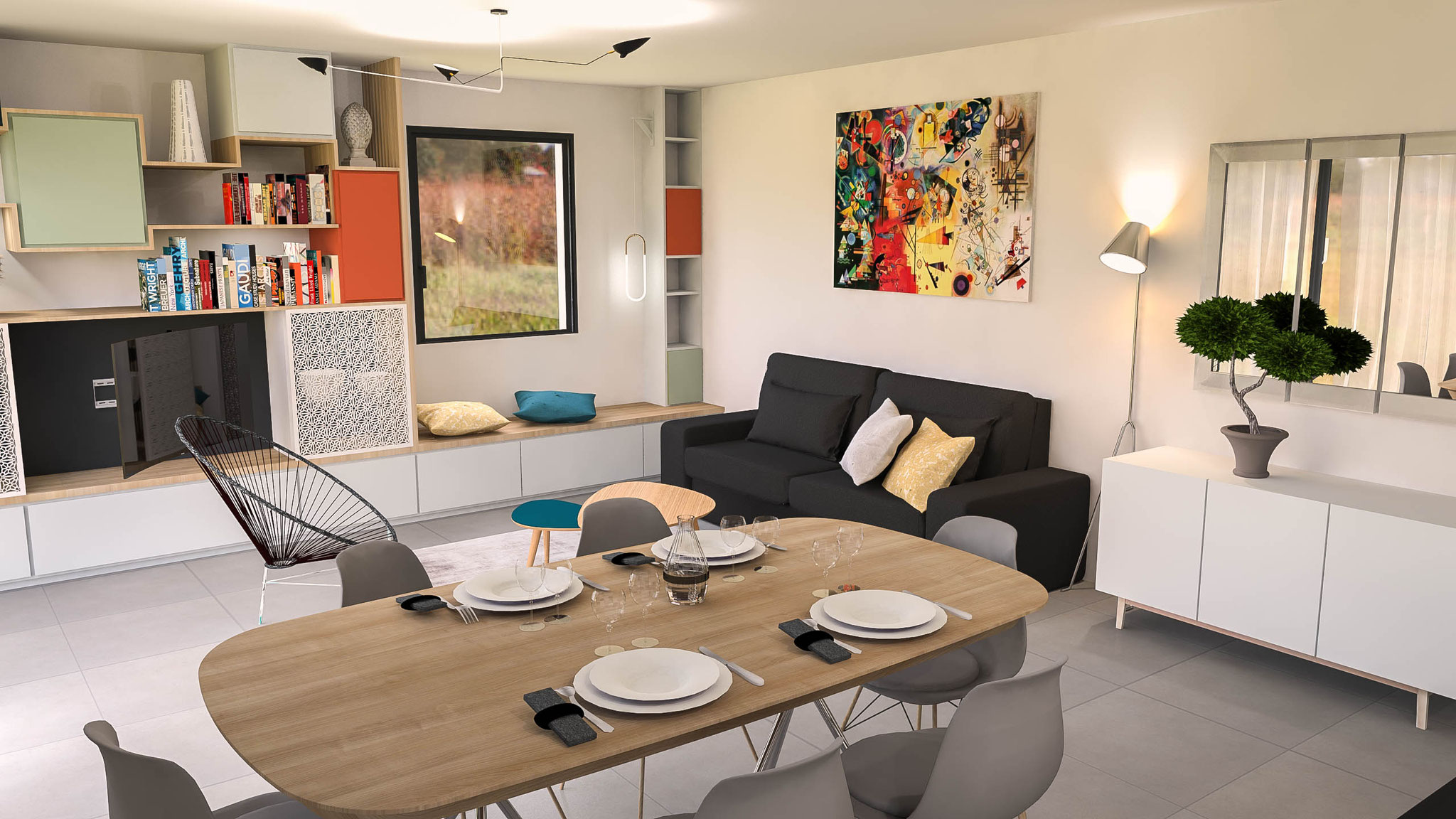 Projet 3d R Novation Agencement Home Switch Home 3d