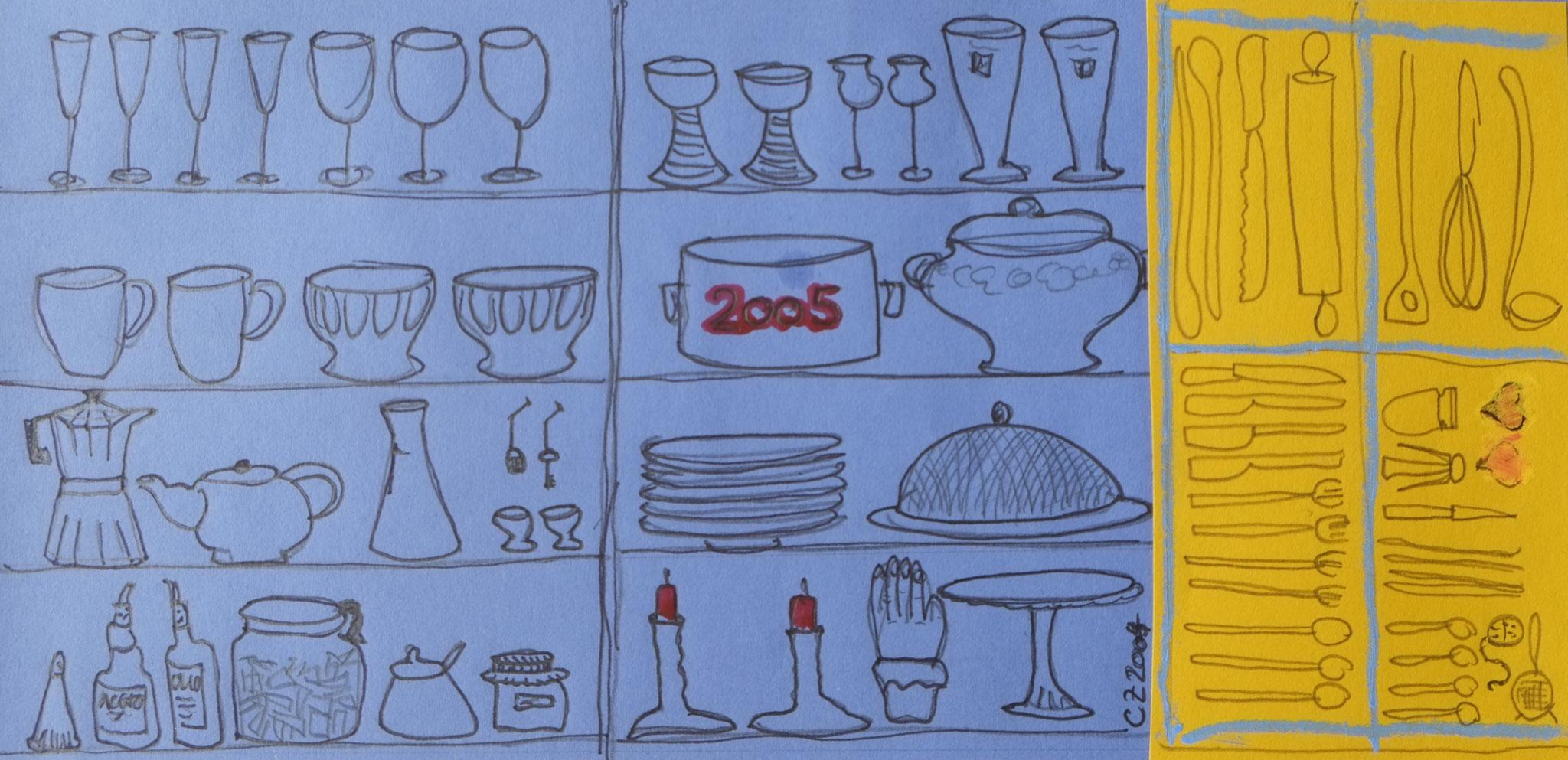 Neujahrskarte 2005
