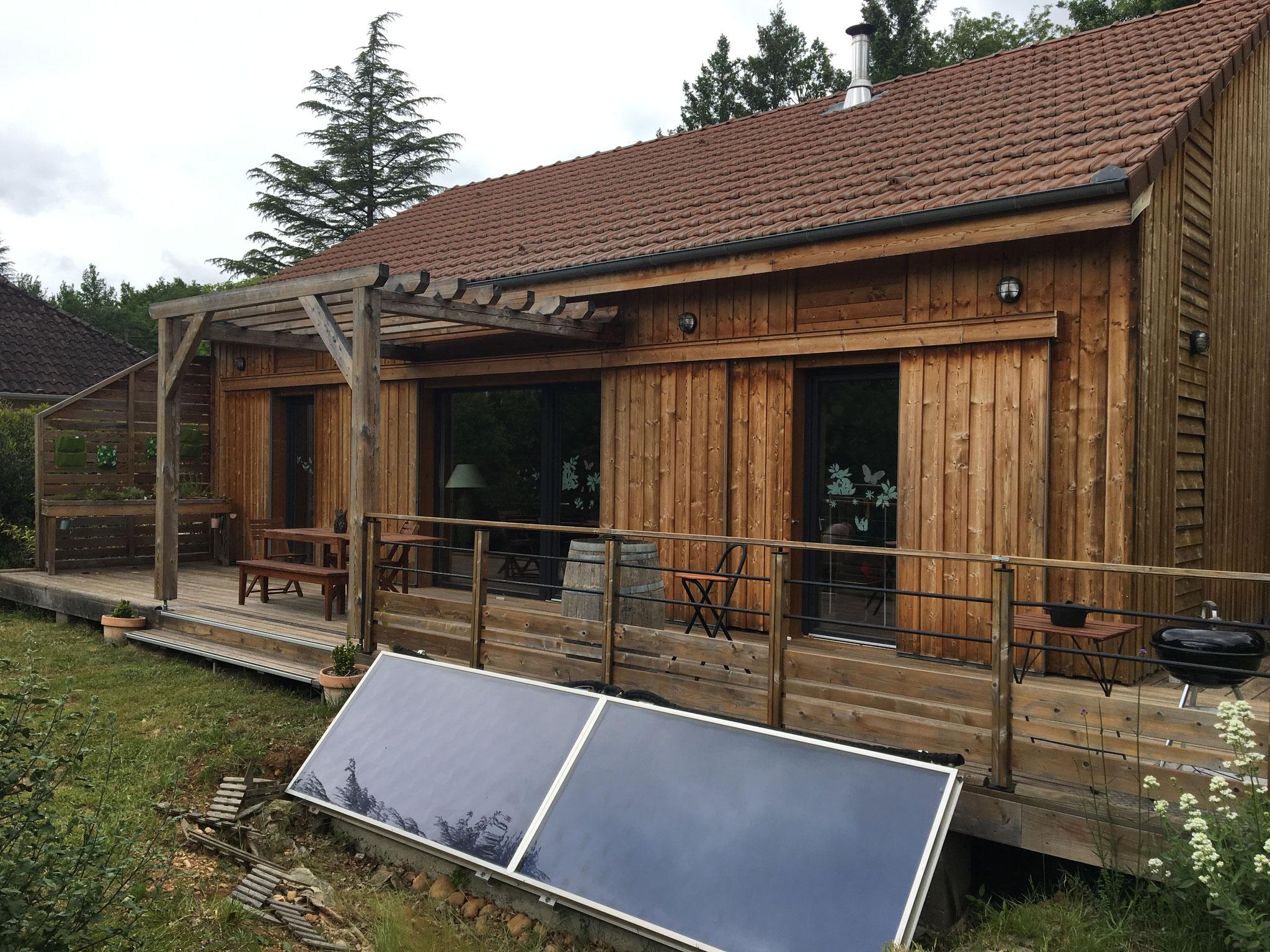 Panneaux solaires pour eau chaude sanitaire