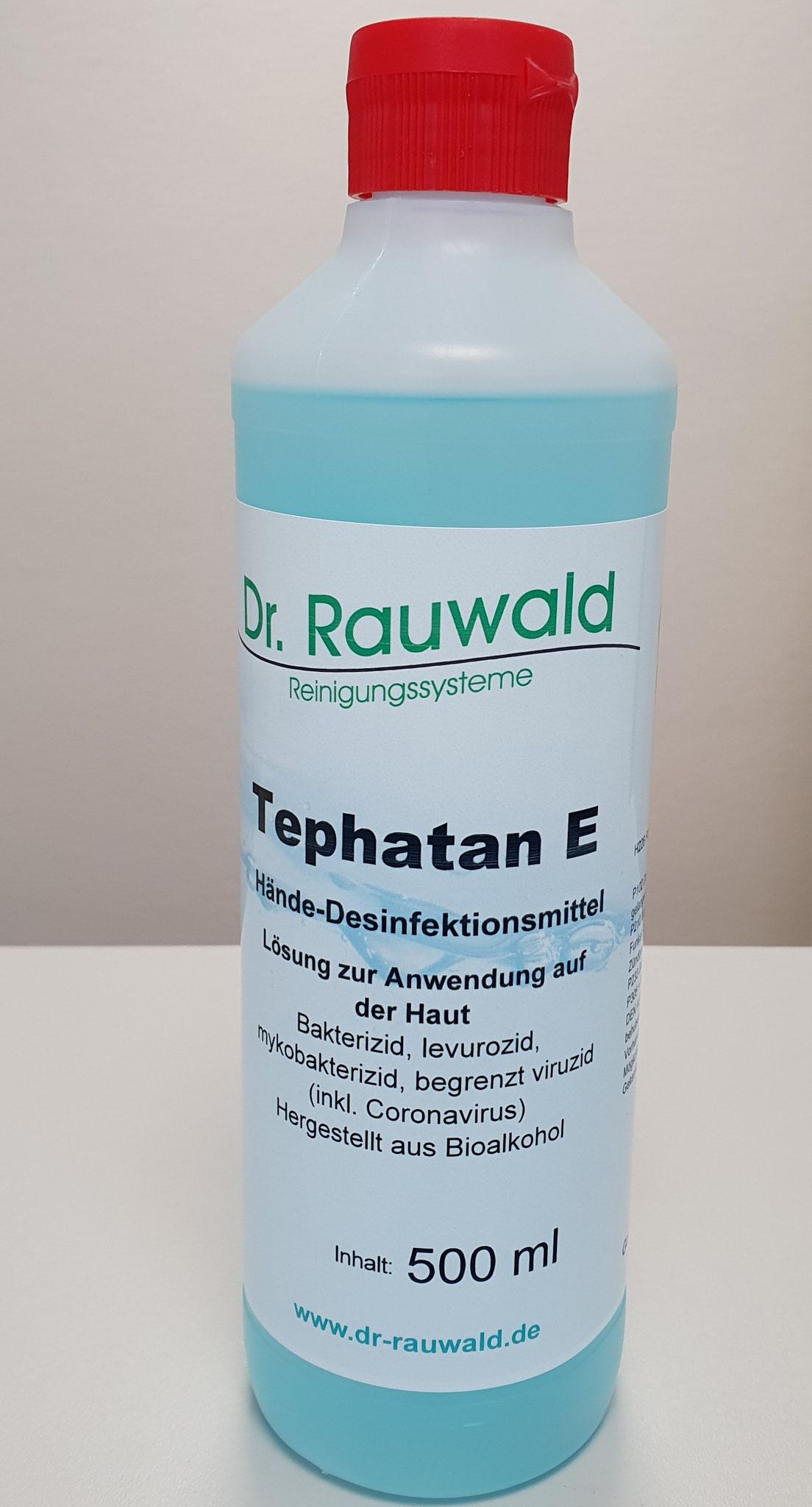 Tephatan E 0,5L Vorne