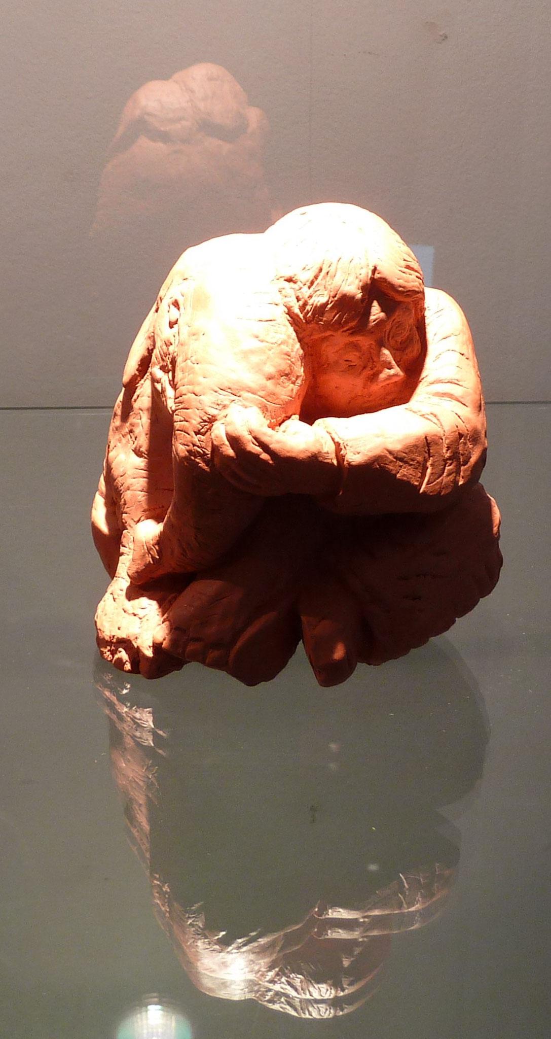 Le câlin (céramique)