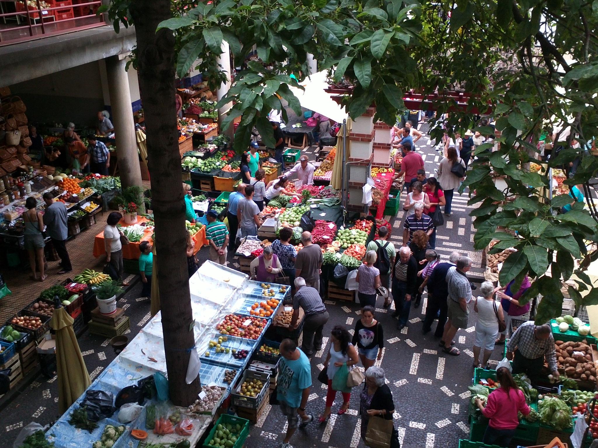 丰沙尔市场