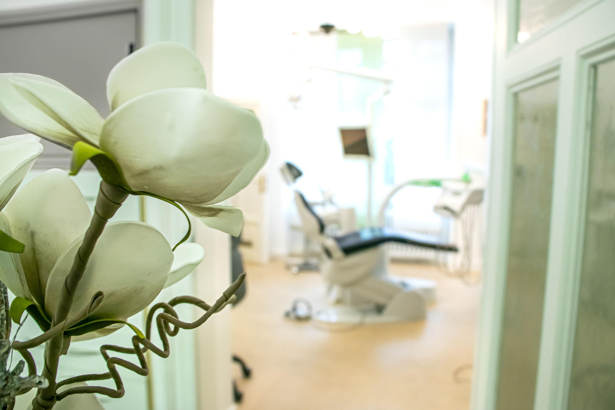 Impressionen Zahnarztpraxis Gießen Carina Sell