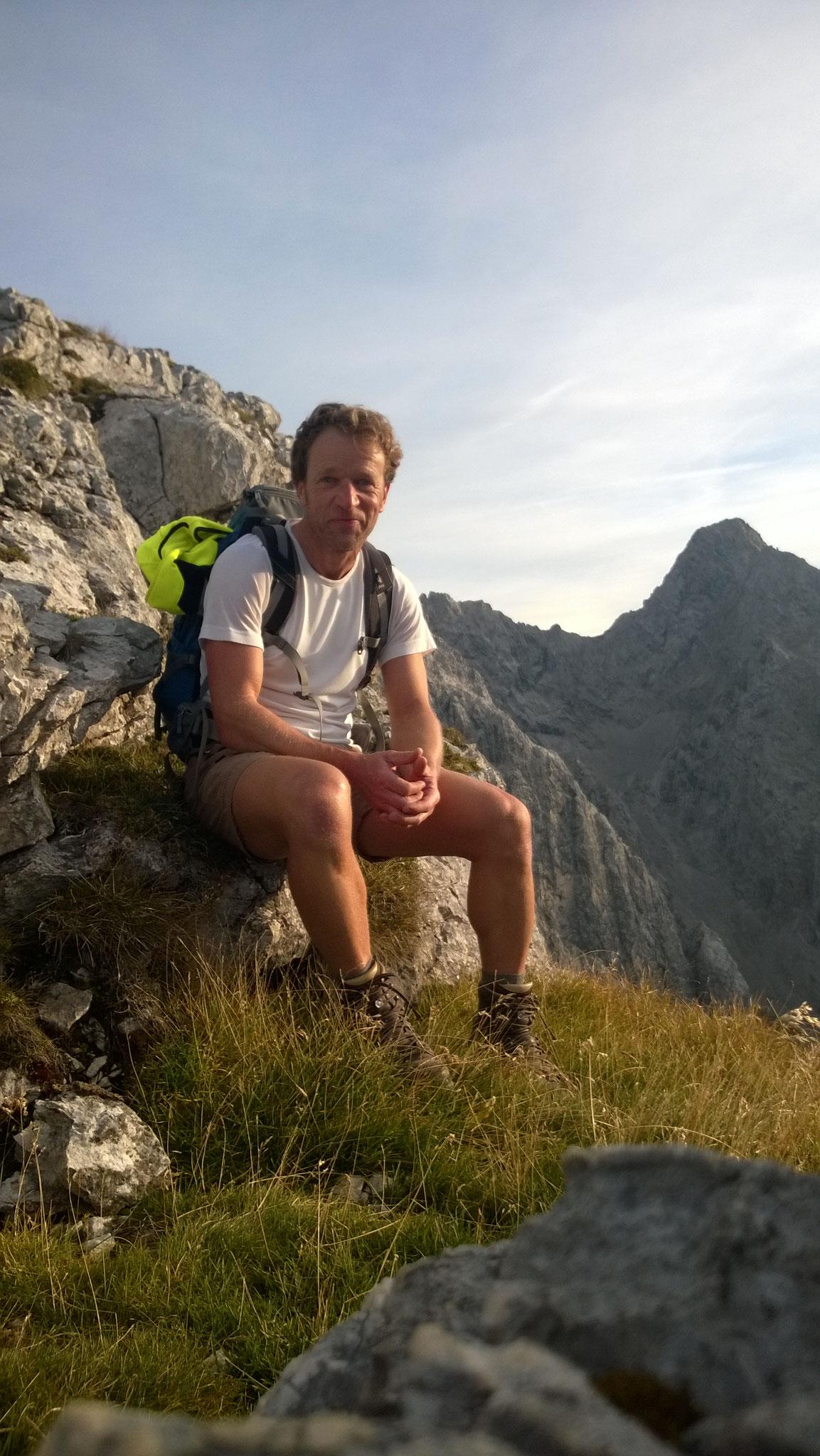 ... Wanderung zur Meiler-Hütte ...