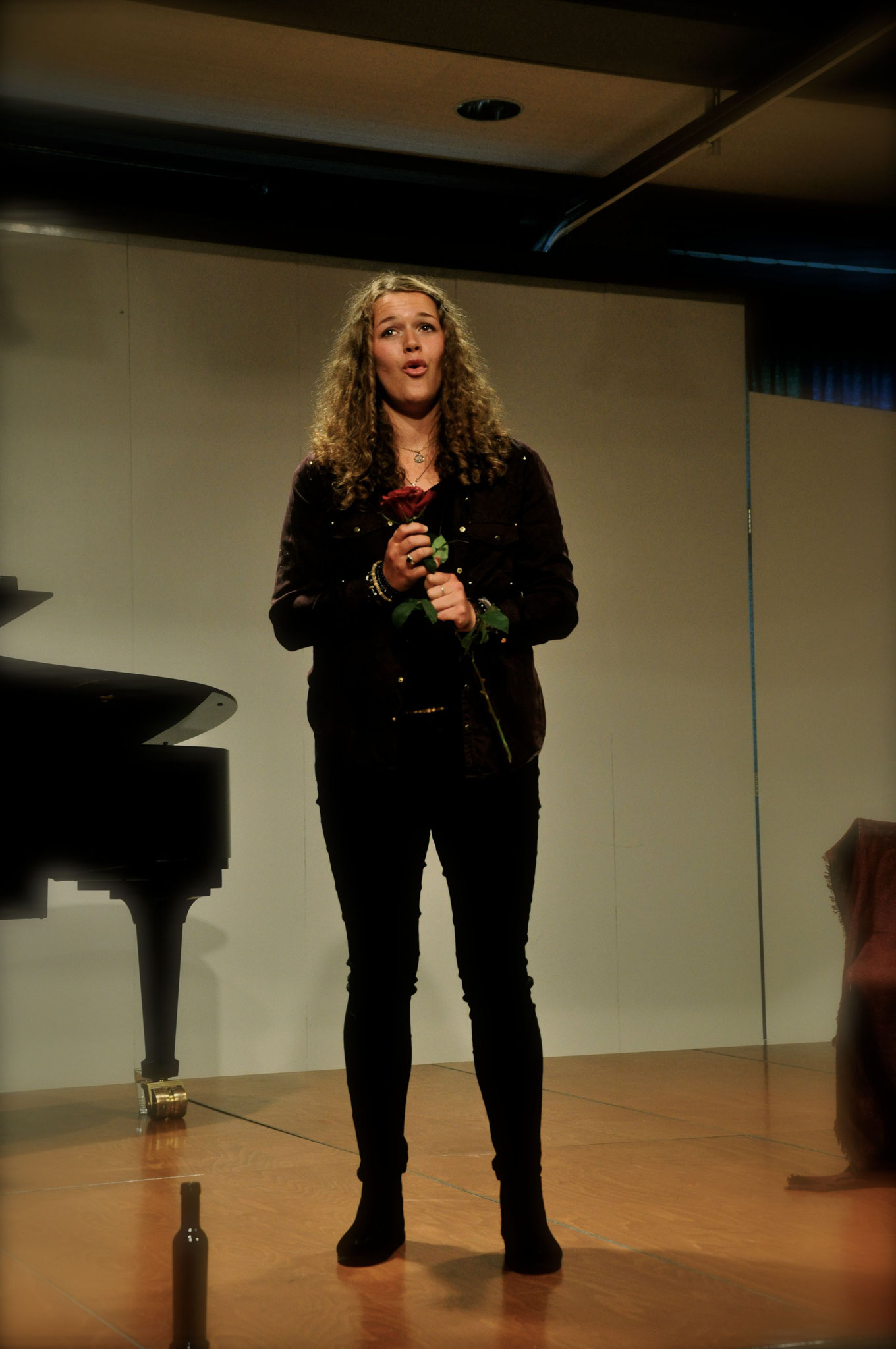 © Laura Nägeli: One Way Musical - Musicalkonzert, 2014 [Musikschule, Arbon]