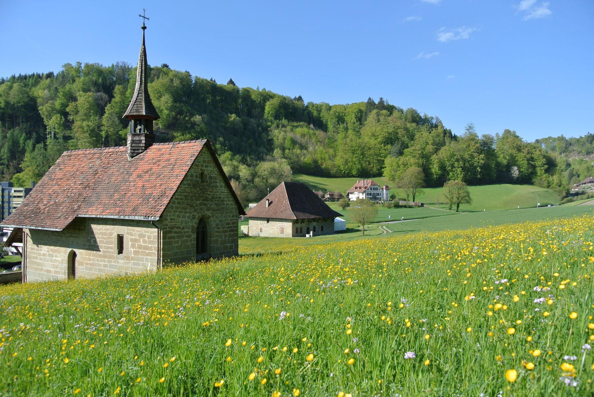 Siechenhaus und Siechenkapelle