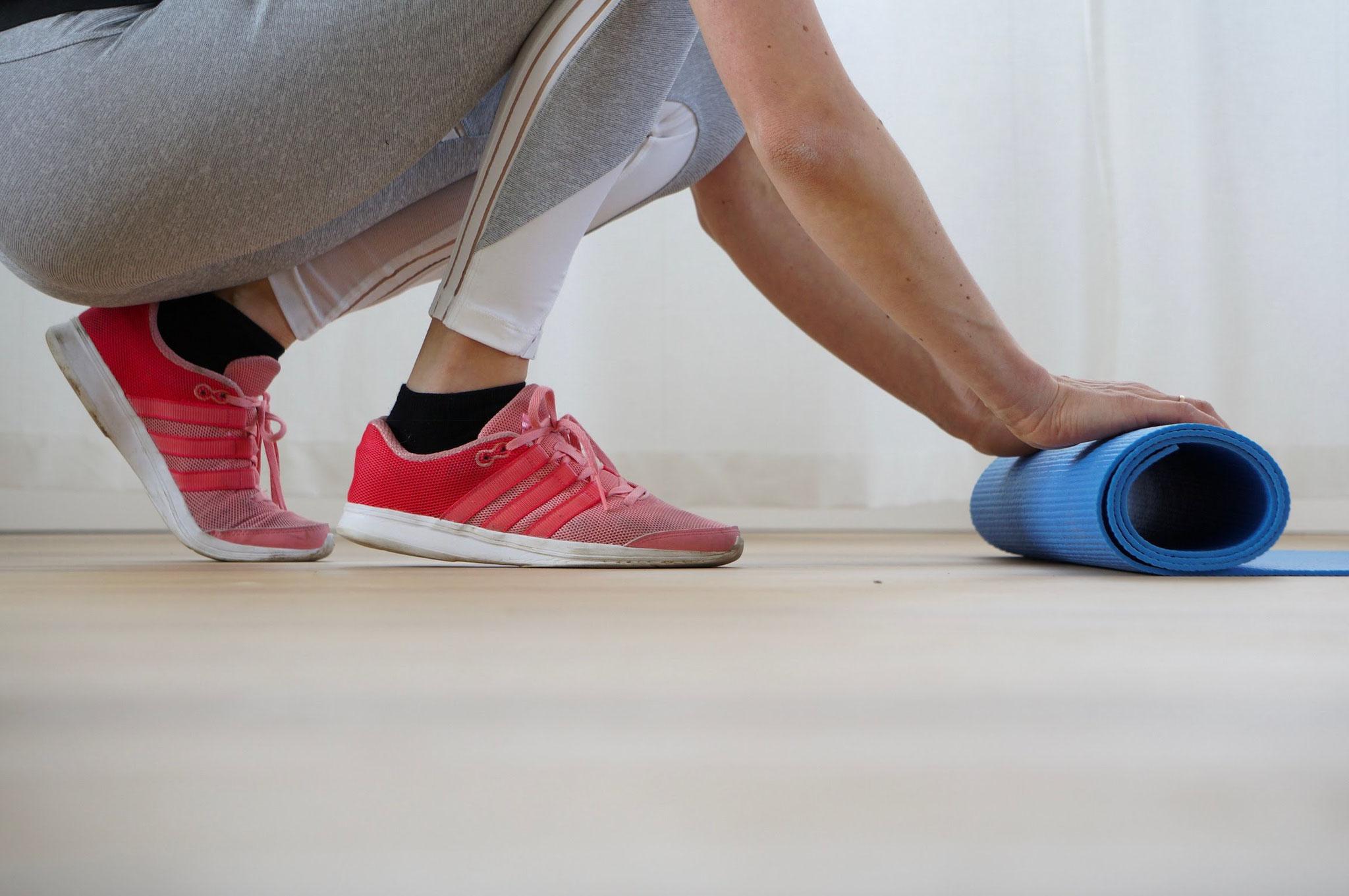 Equipment  für dein Home Workout - Sportmatte