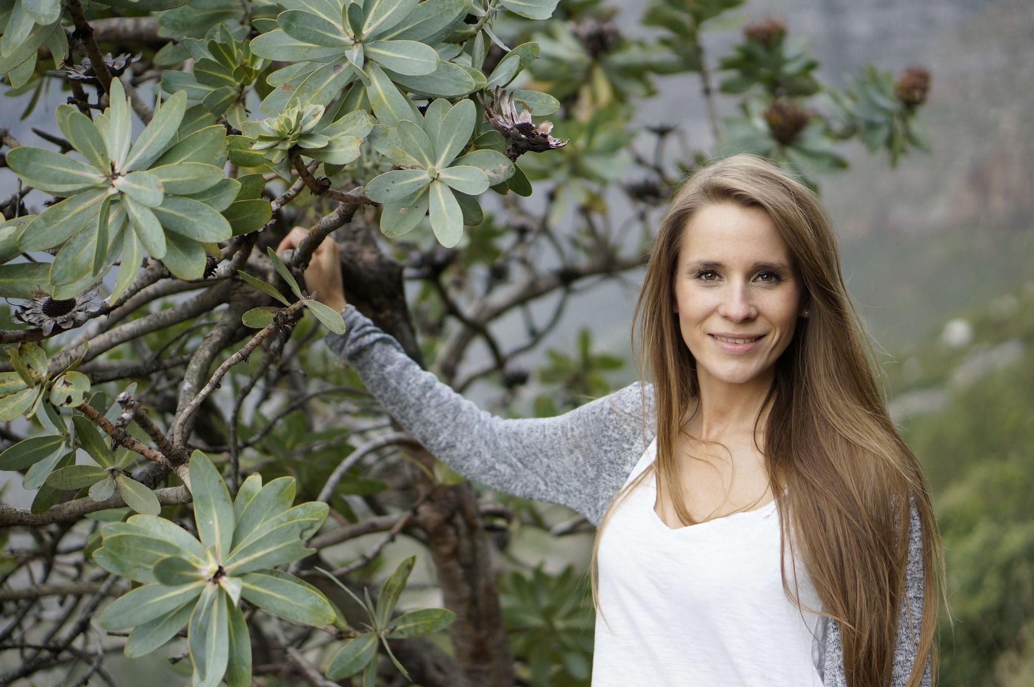 Wanderung auf den Tafelberg - Südafrika