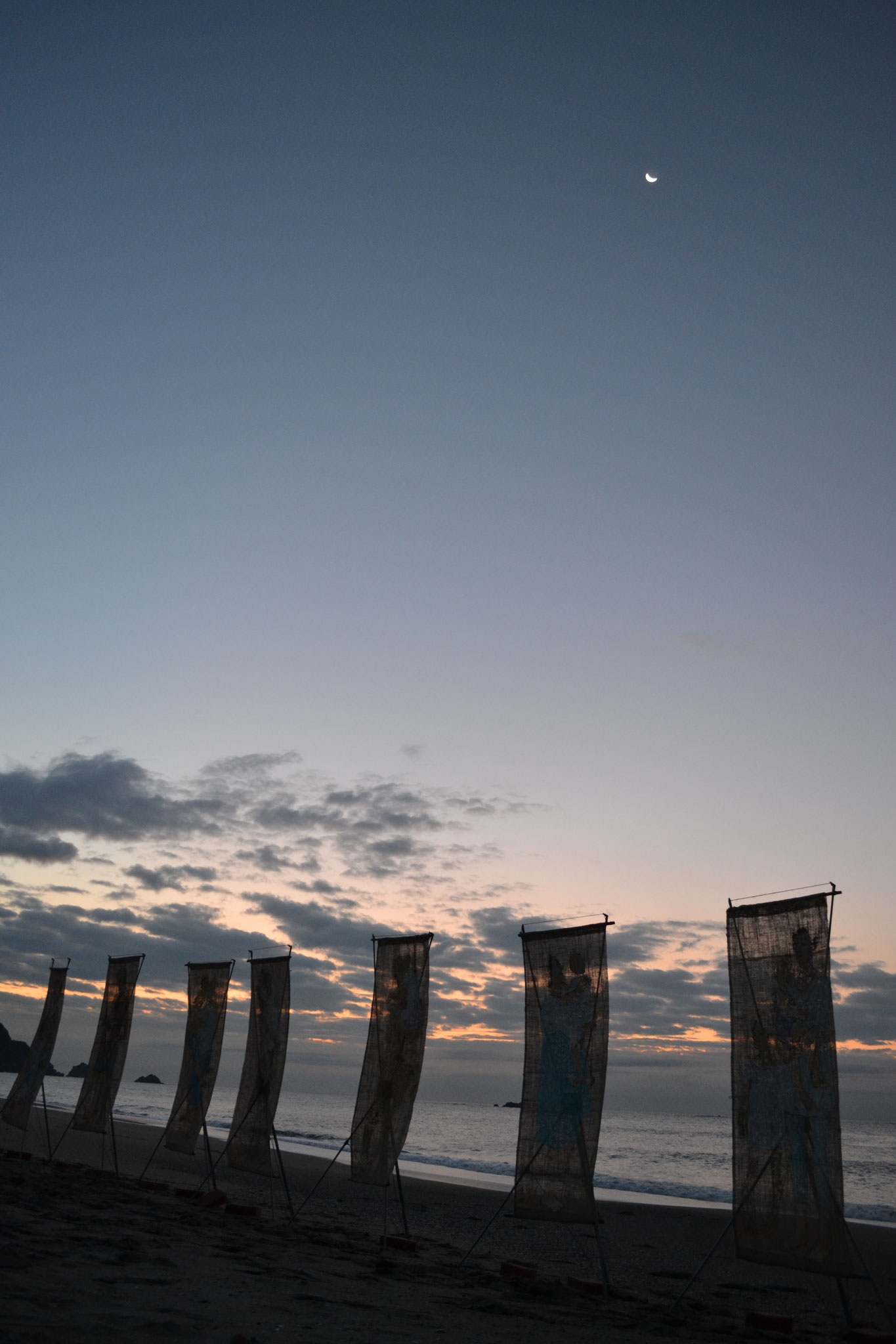 恋路ヶ浜・伊良湖岬( 愛知県 )2014年