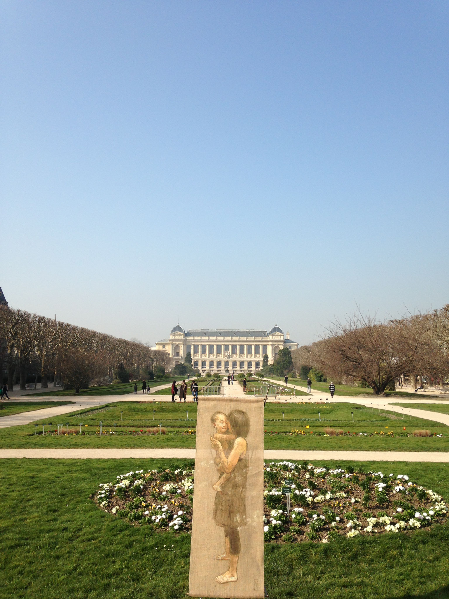植物園 (フランス・パリ) 2014年