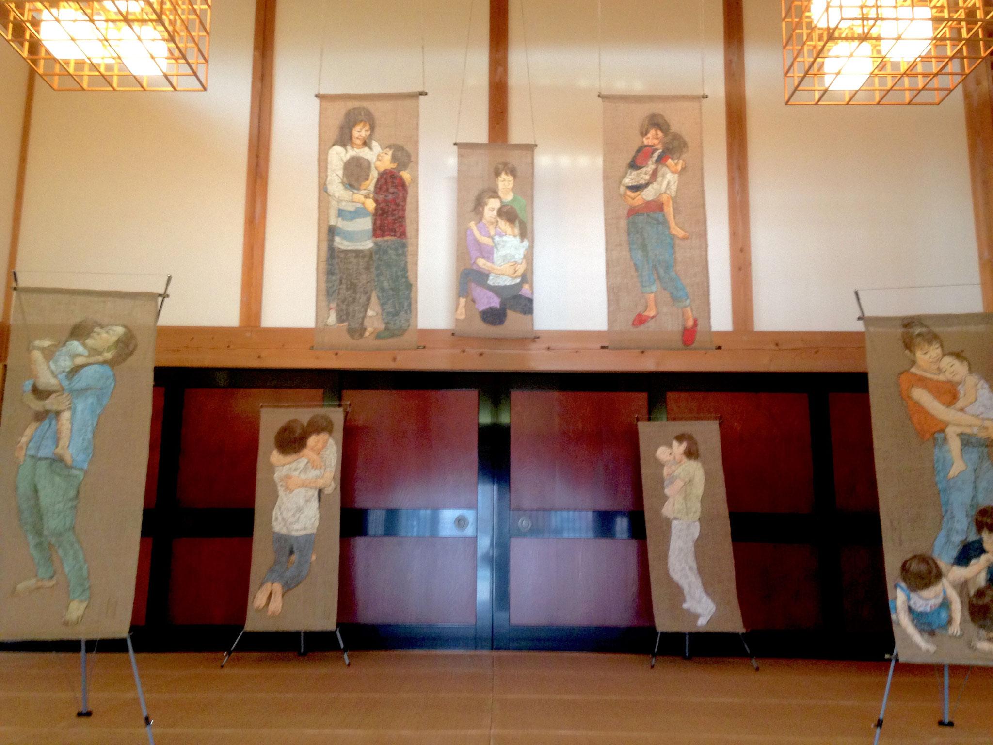 称名寺・庫裏玄関 (石川県・小松市) 2015年