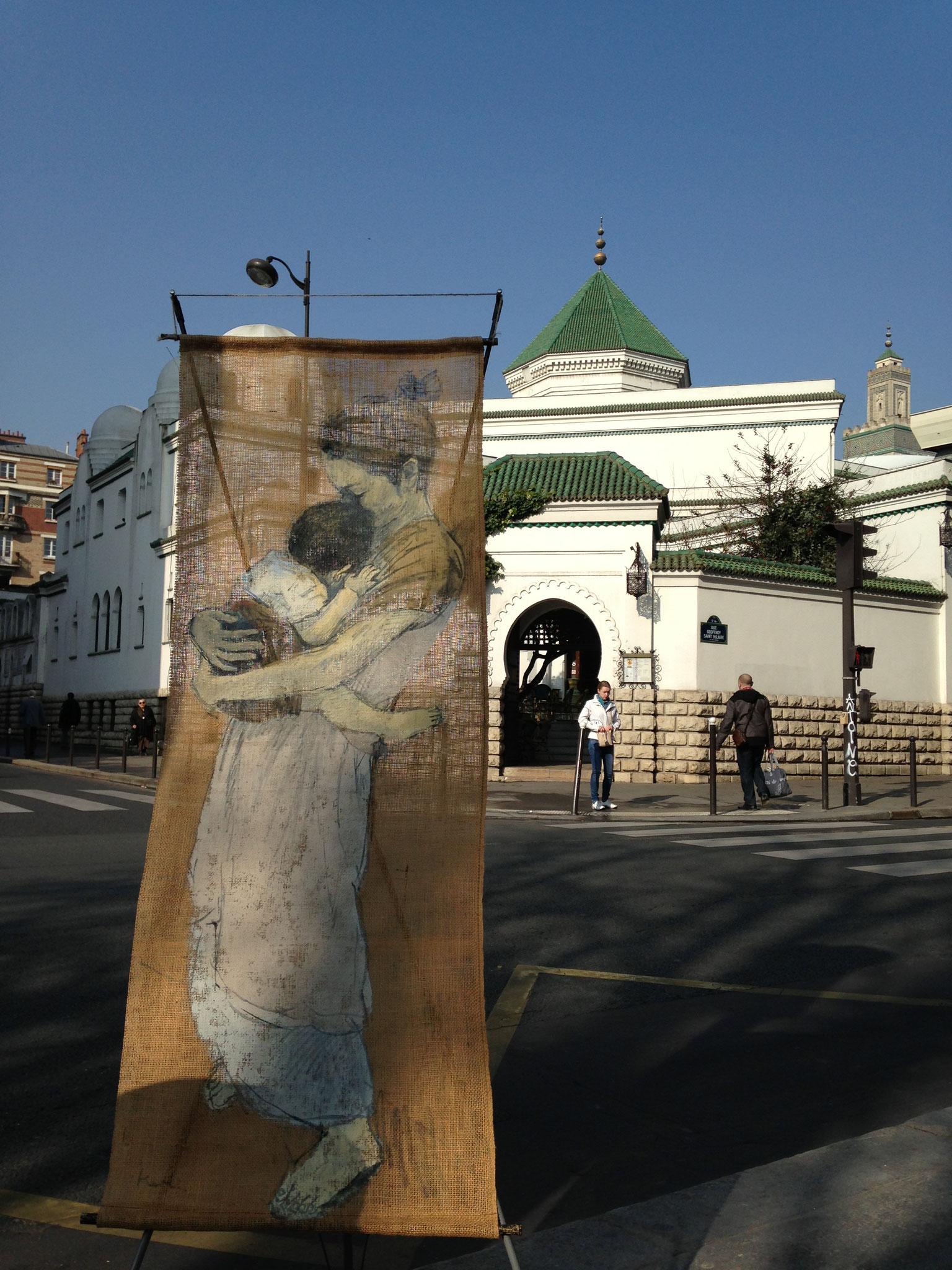 モスク (フランス・パリ) 2014年
