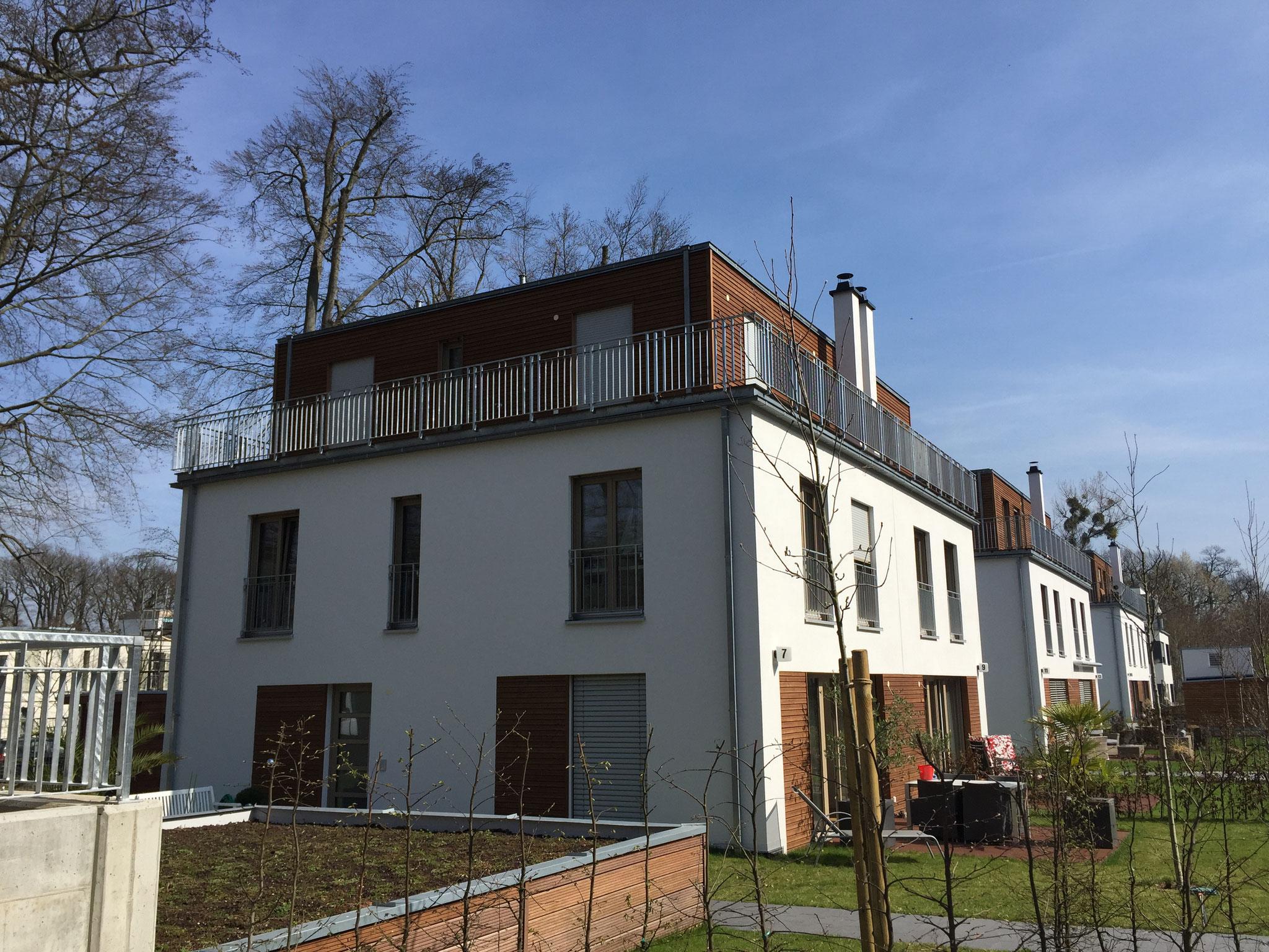 Wohneinheiten beim Palais Klingelhöffer® in Potsdam !
